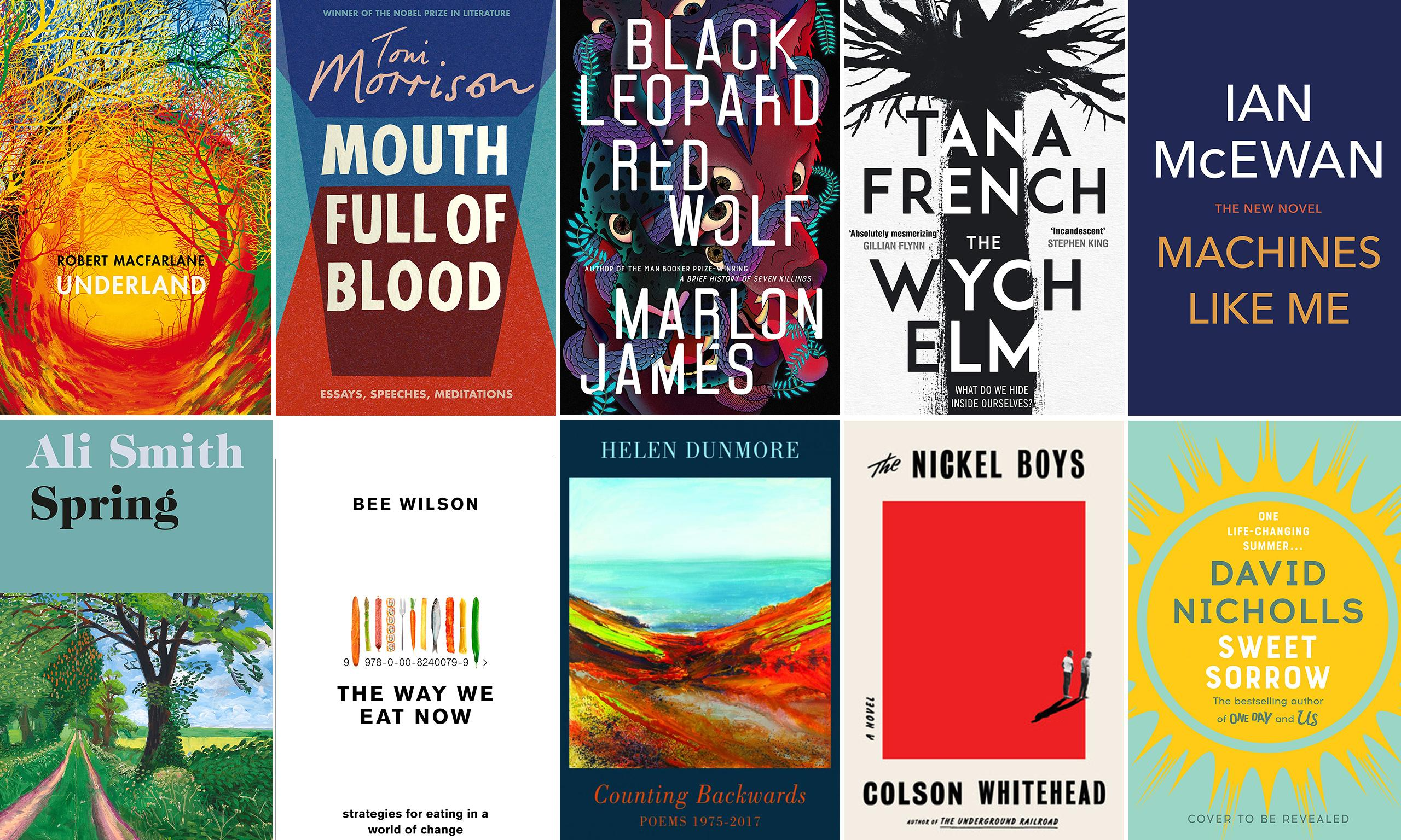 2019 in books: what you'll be reading this year