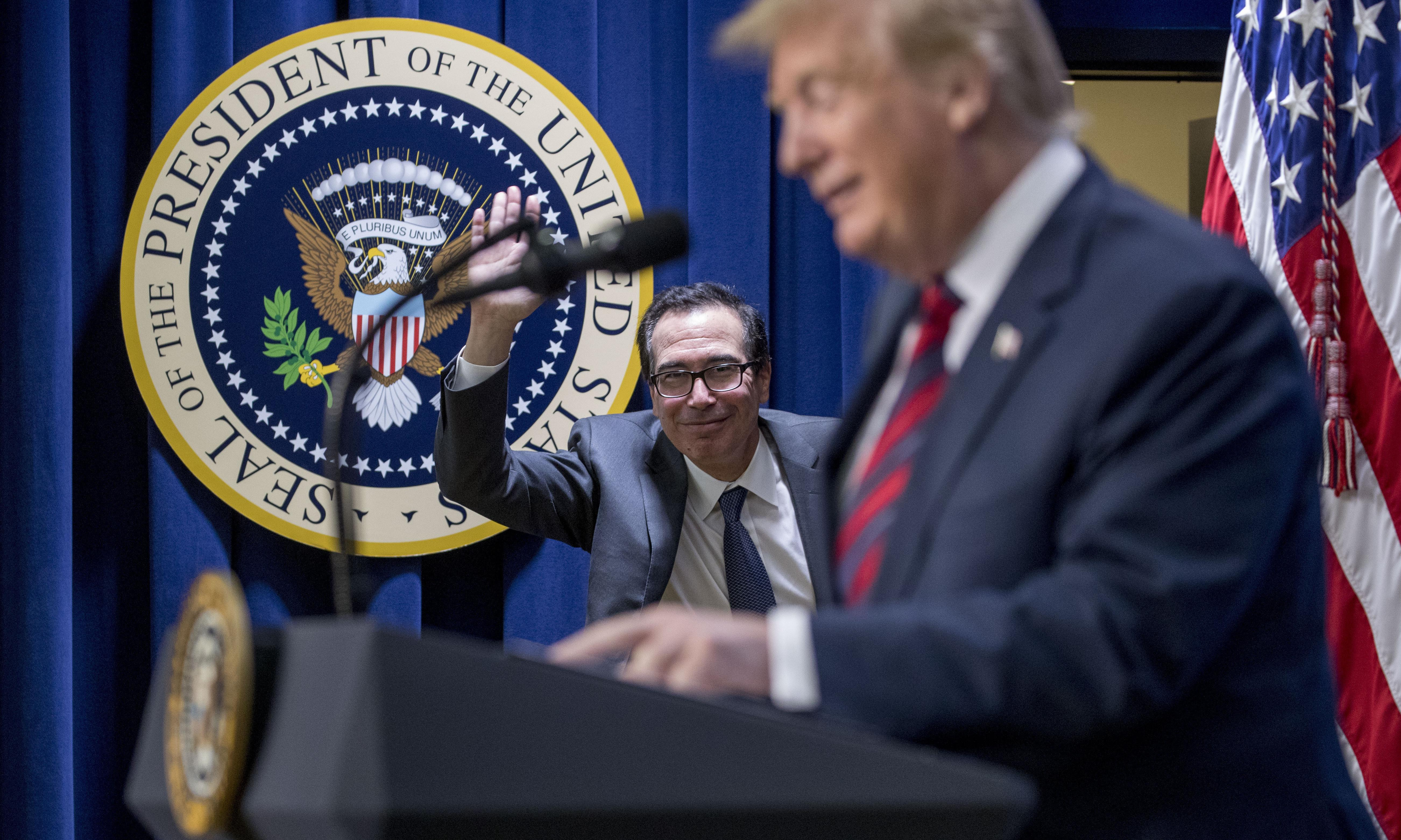 US briefing: Trump's taxes, China razes mosques and Arctic tensions
