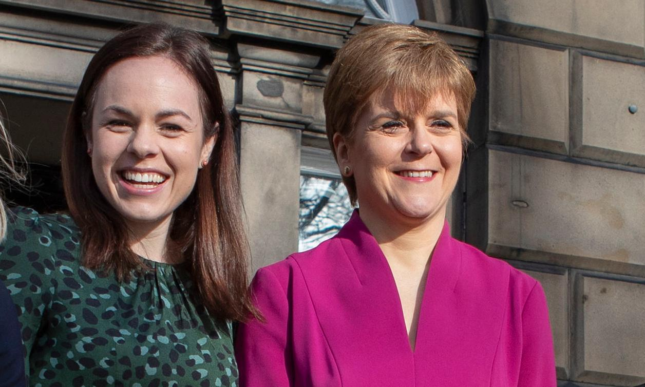 Kate Forbes appointed Scotland's first female finance secretary