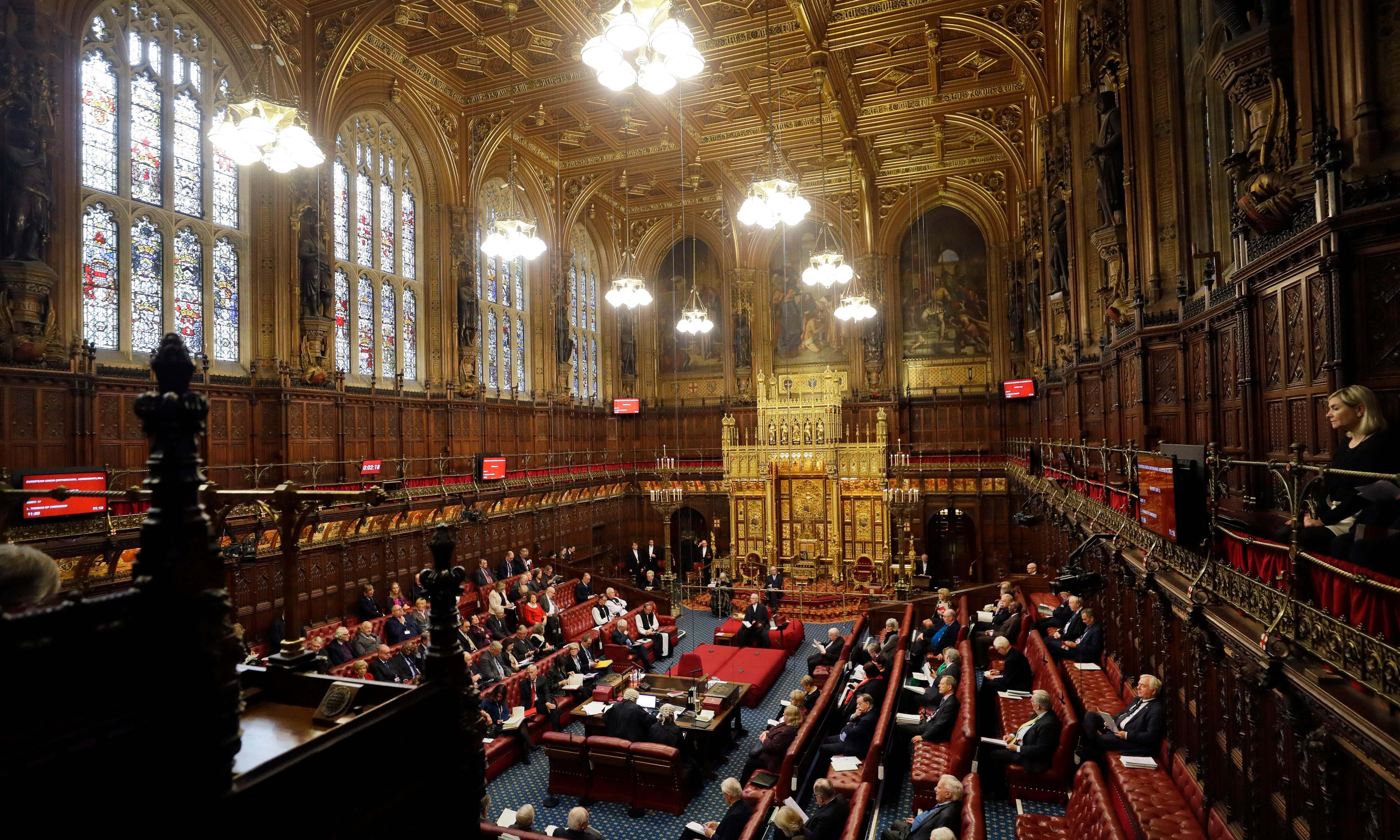 The Guardian view on moving the Lords: northern power house