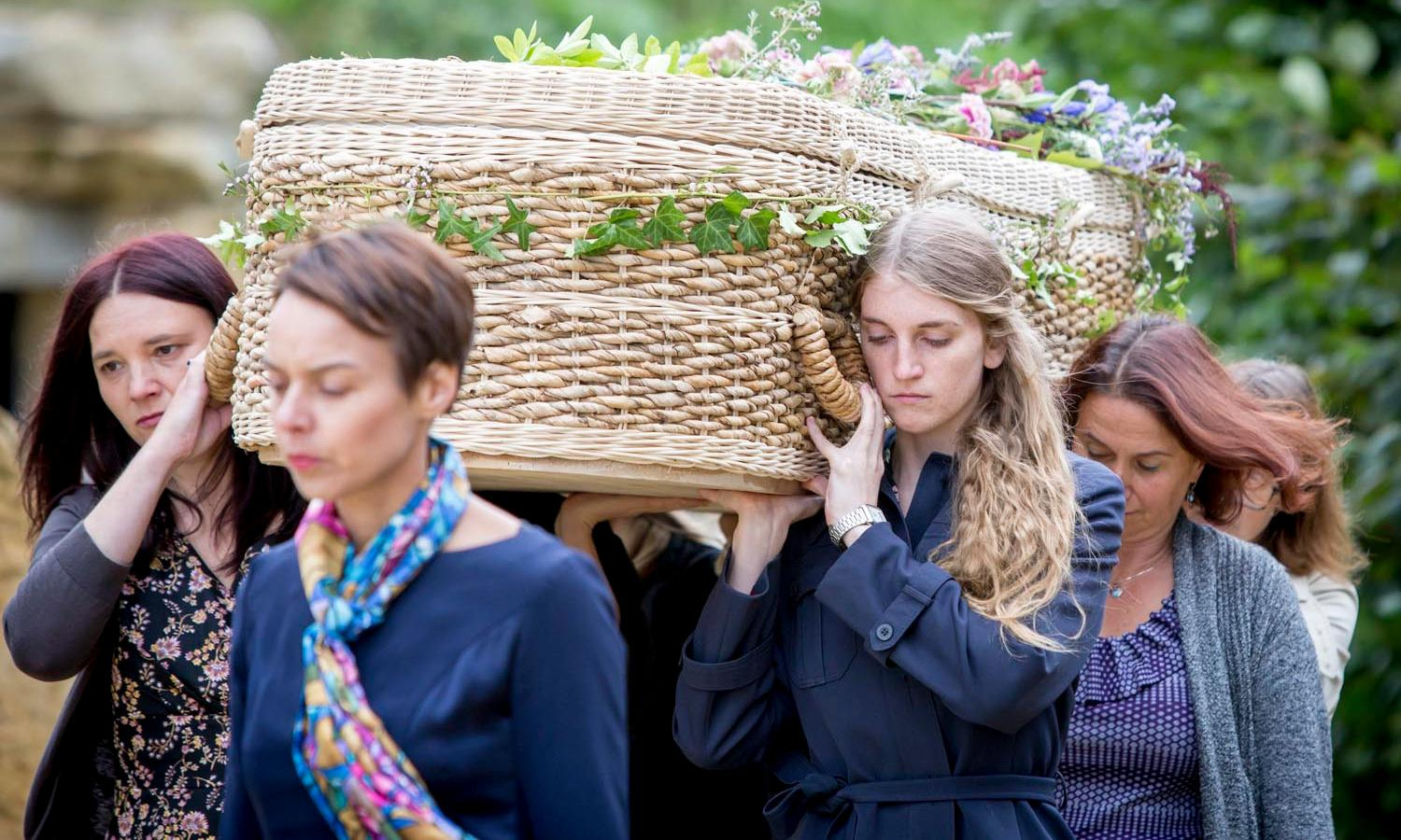 Forget the rules, there are meaningful ways to bury spiralling funeral costs