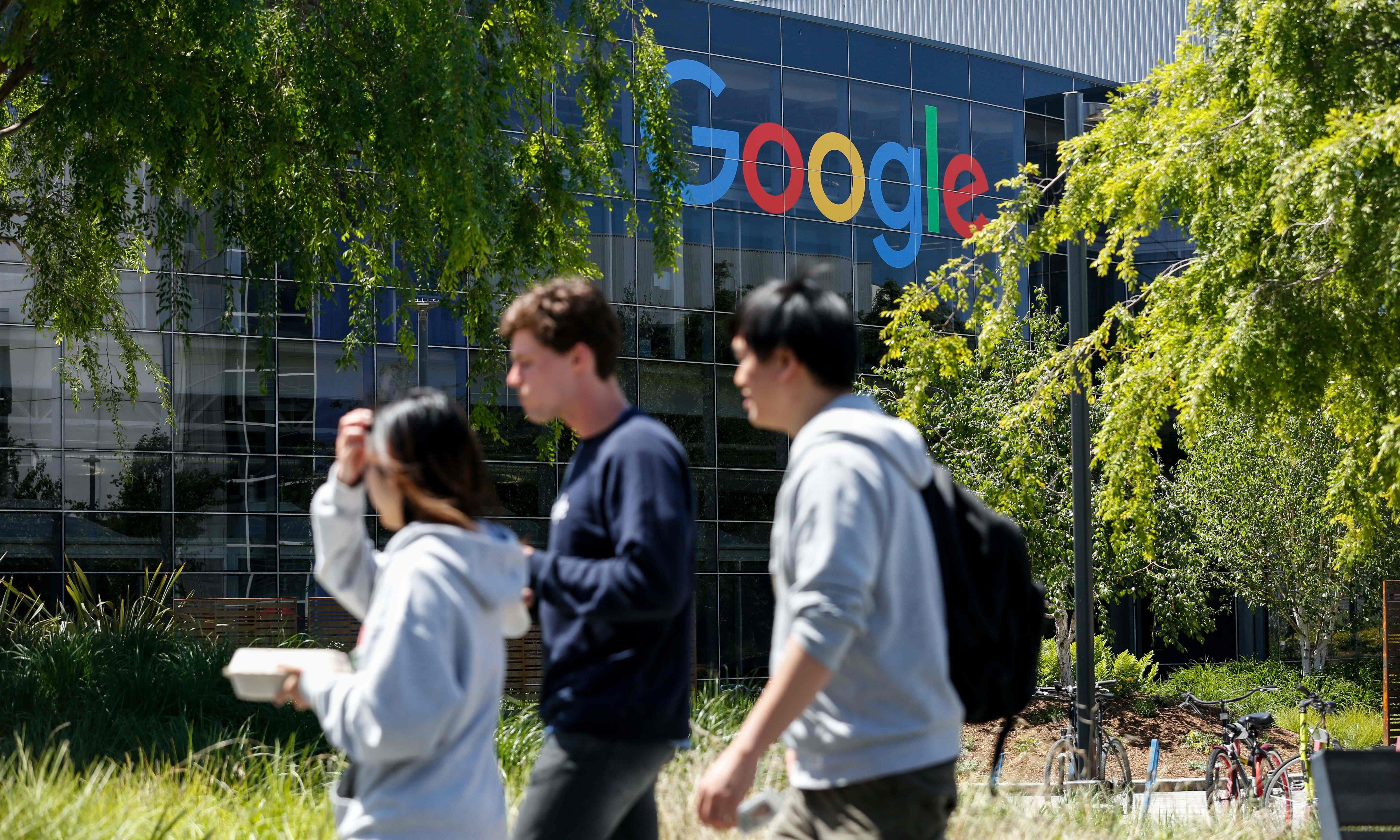 Google the latest company to face worker revolt over immigration policy