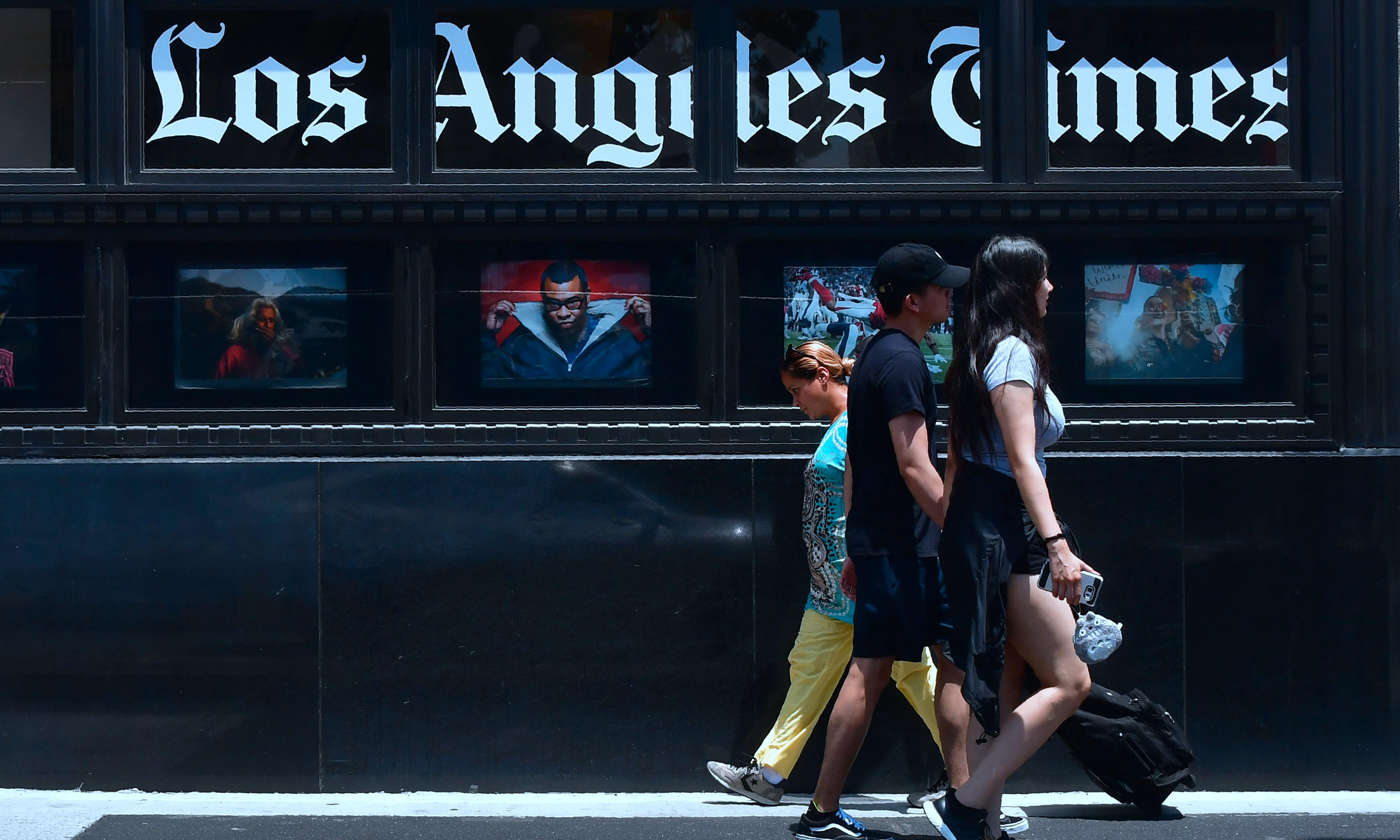 Cyber-attack disrupts printing of major US newspapers
