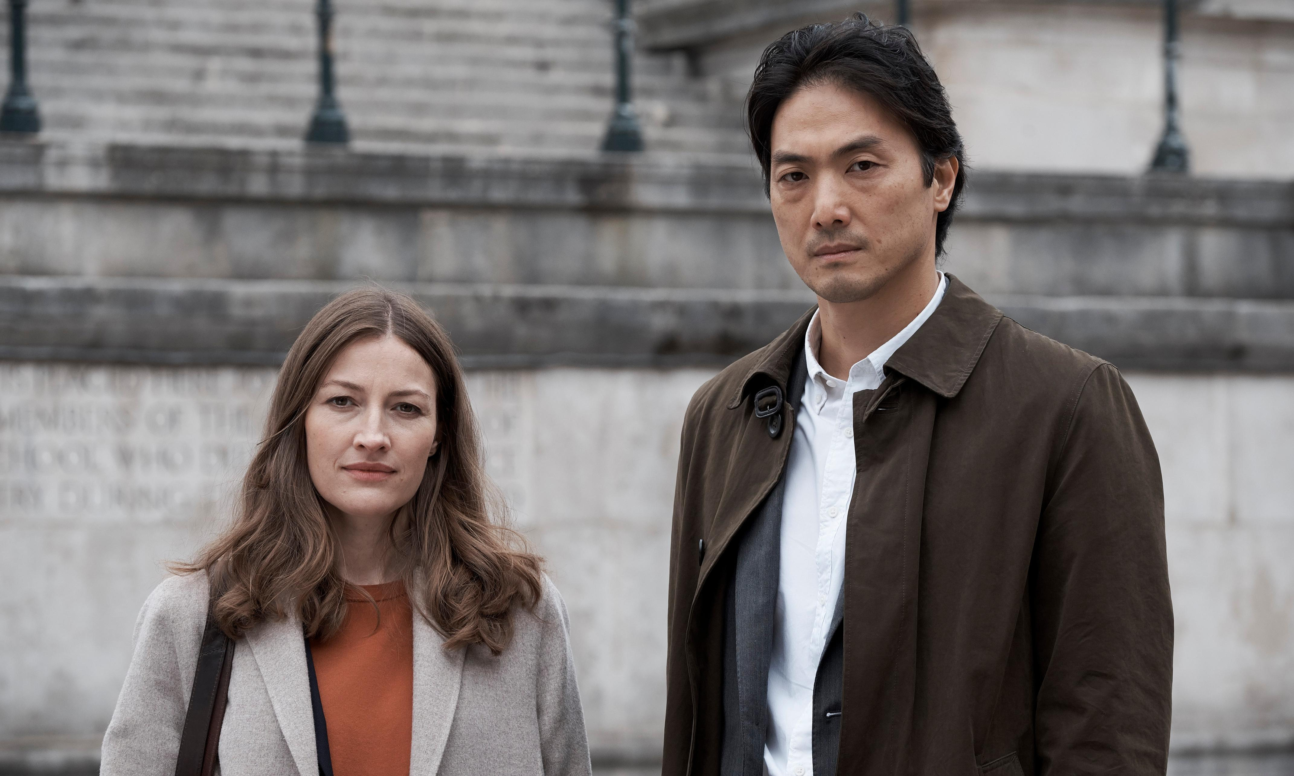 Giri/Haji review – Kelly Macdonald crime show is all killer and no thriller