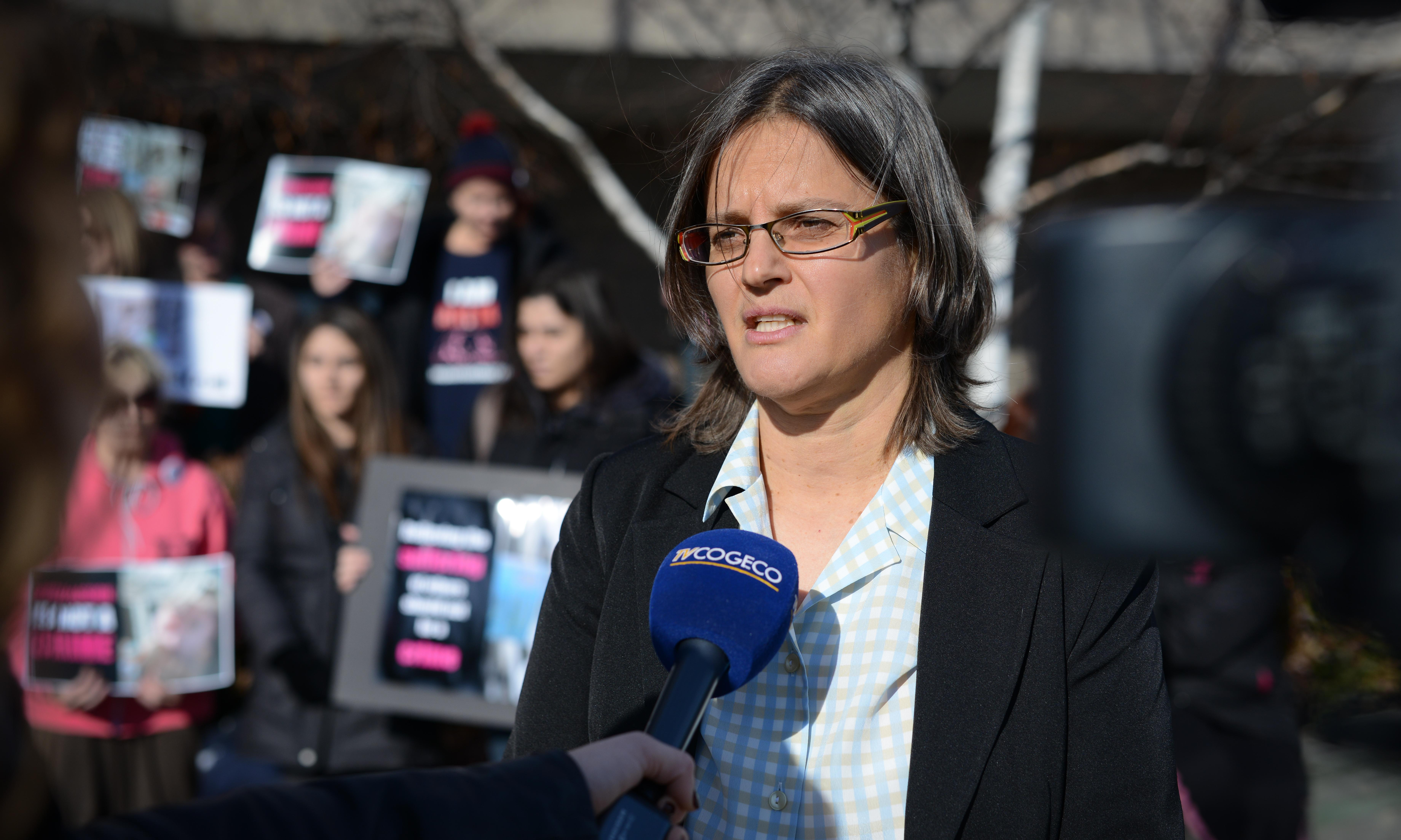 Judge dismisses case of woman who gave water to pigs headed to slaughter