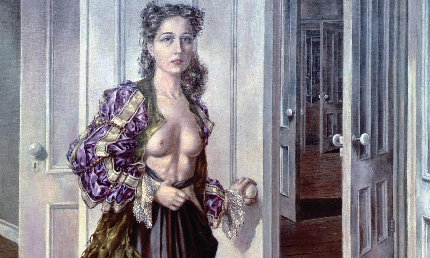 Dorothea Tanning's Birthday: a call to new adventures