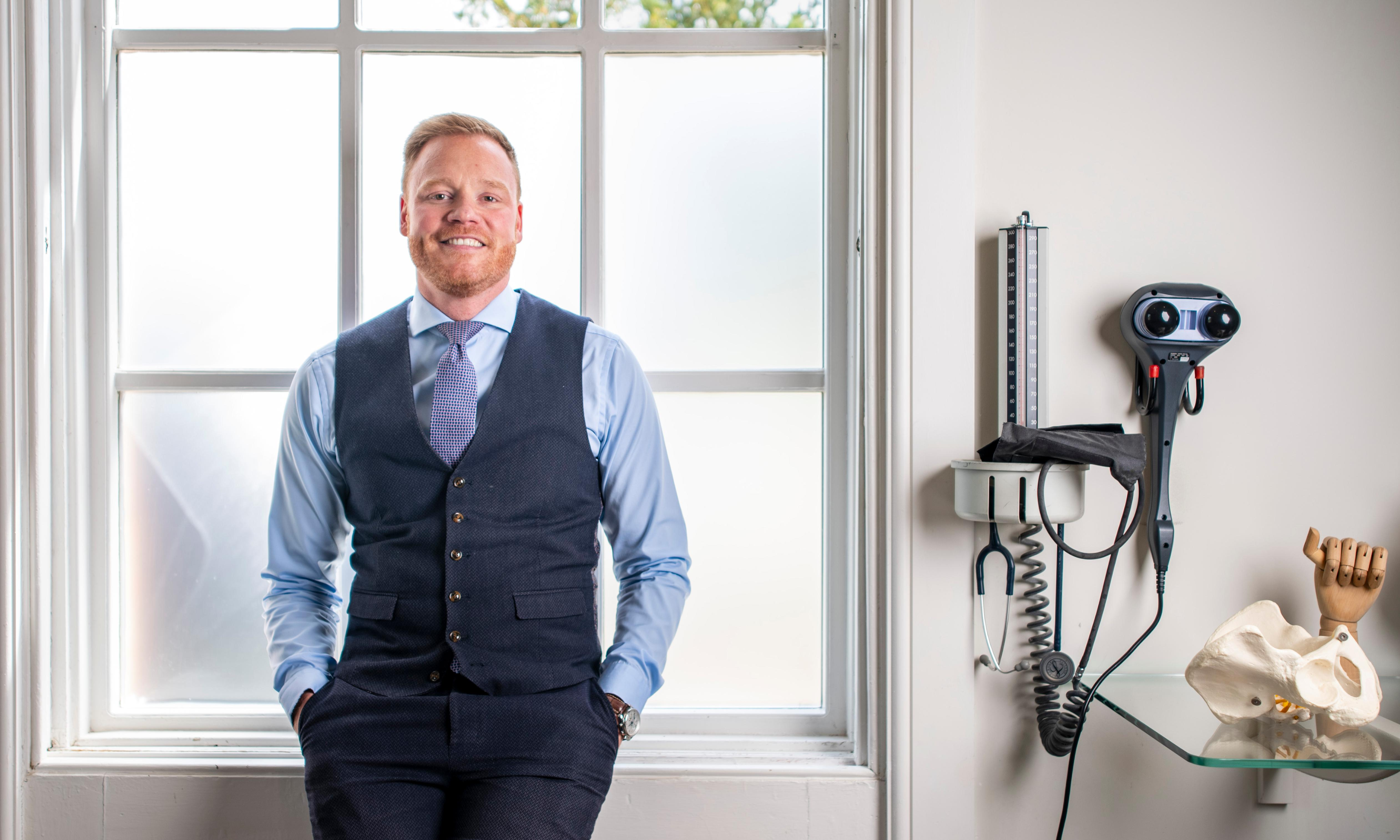 'My energy is back': how testosterone replacement therapy is changing men's lives