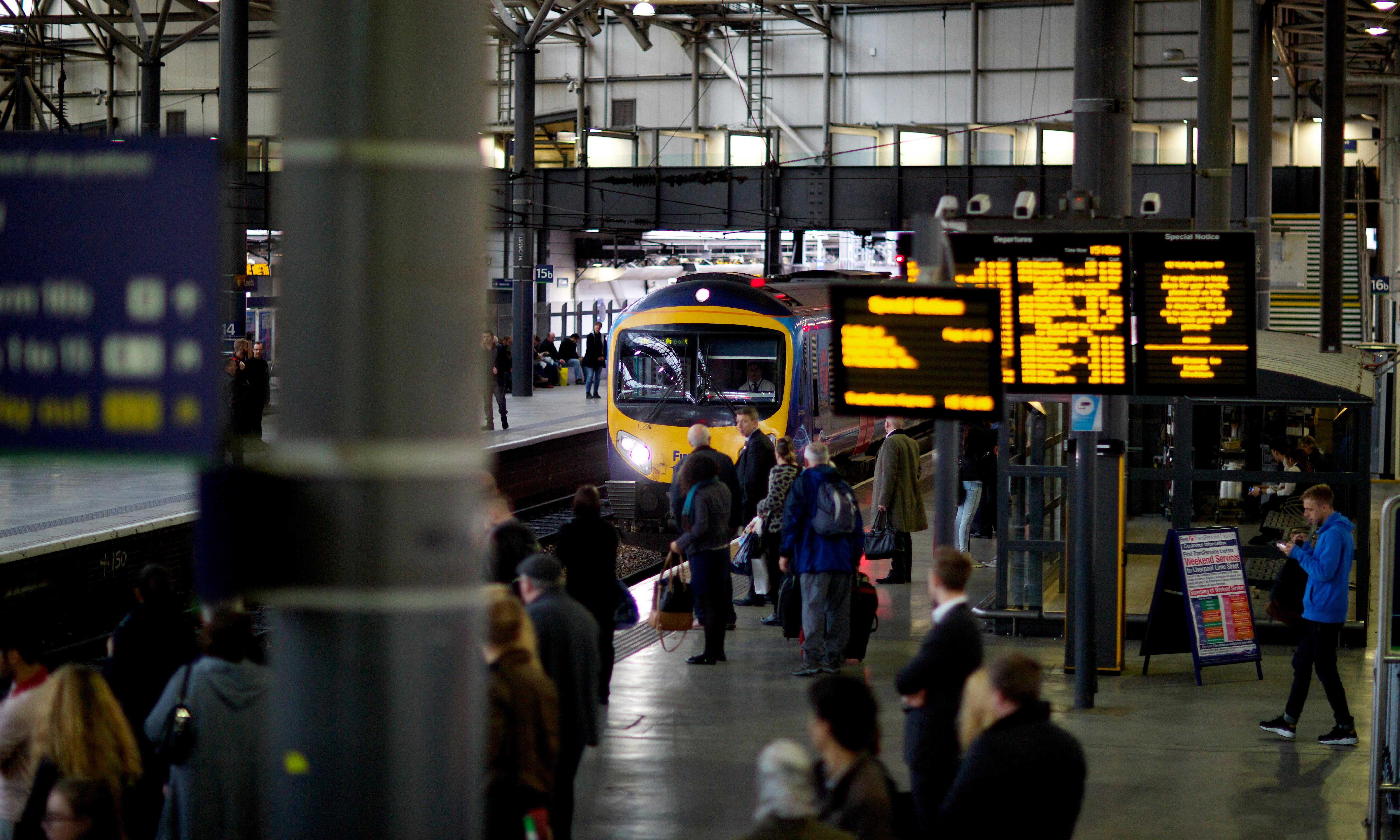 London to get triple northern England's transport spending, says thinktank