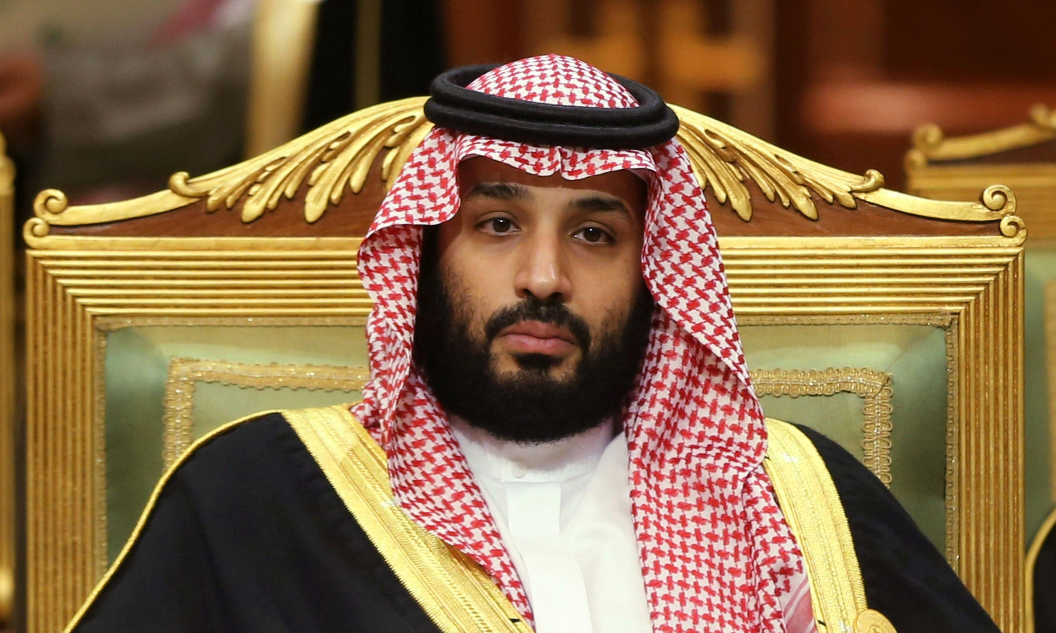 Revealed: the Saudi heir and the alleged plot to undermine Jeff Bezos