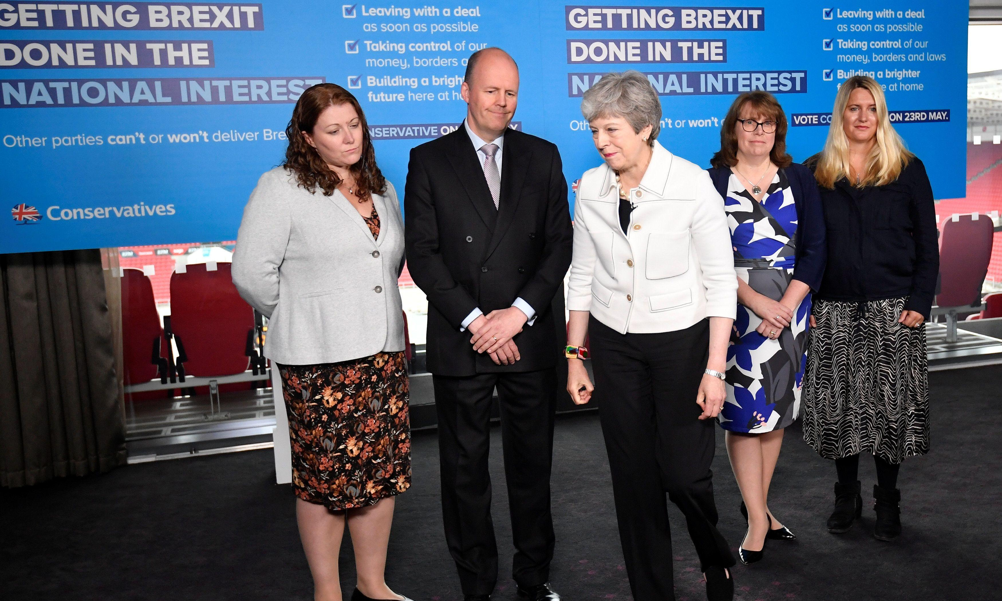 'Everyone knows it will be a disaster' – May's invisible campaign
