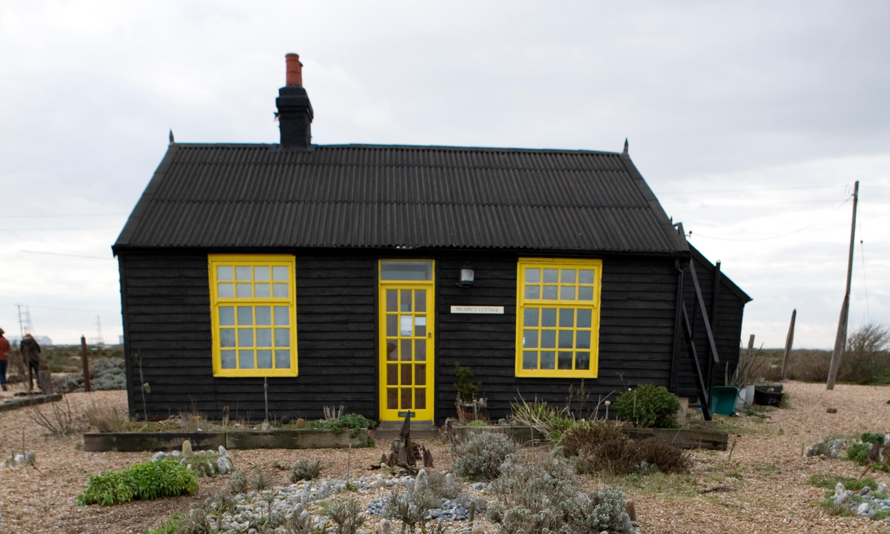Derek Jarman's house provides a rare space for queer history. We must save it