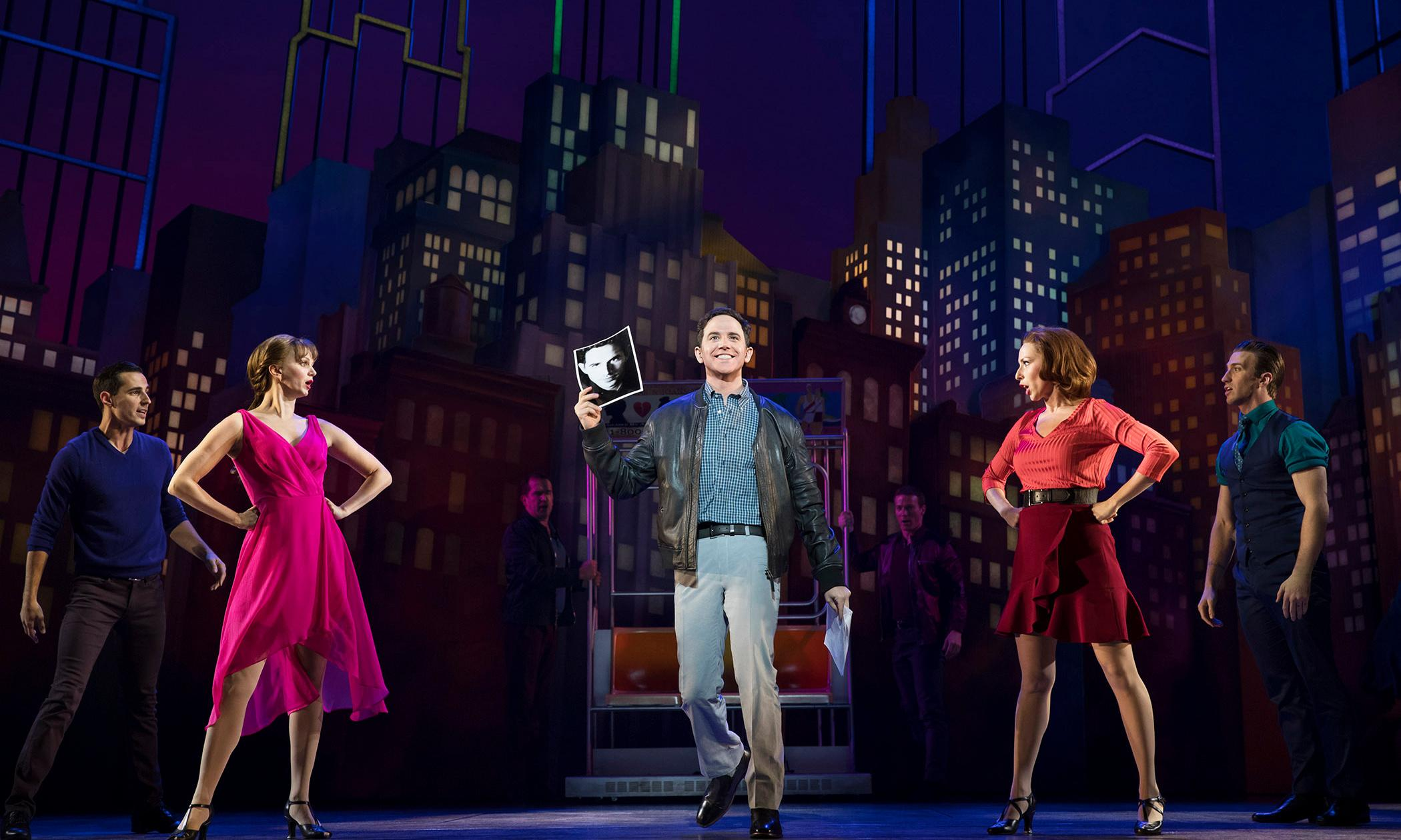 Tootsie review – Broadway adaptation is a giddy night out
