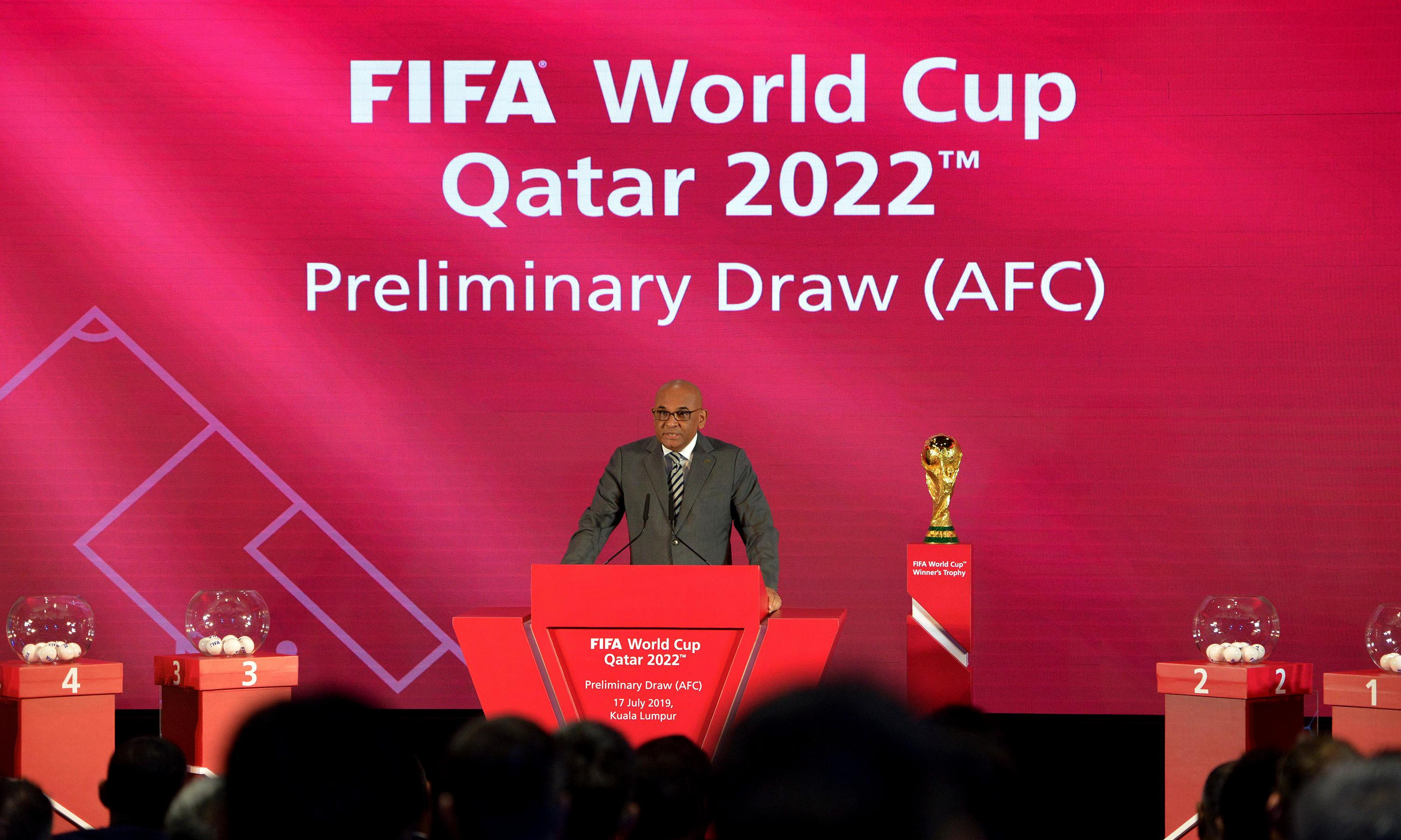 Uninspiring World Cup draw at least gives Socceroos scope for revenge