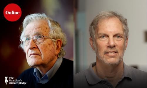 Noam Chomsky and Robert Pollin