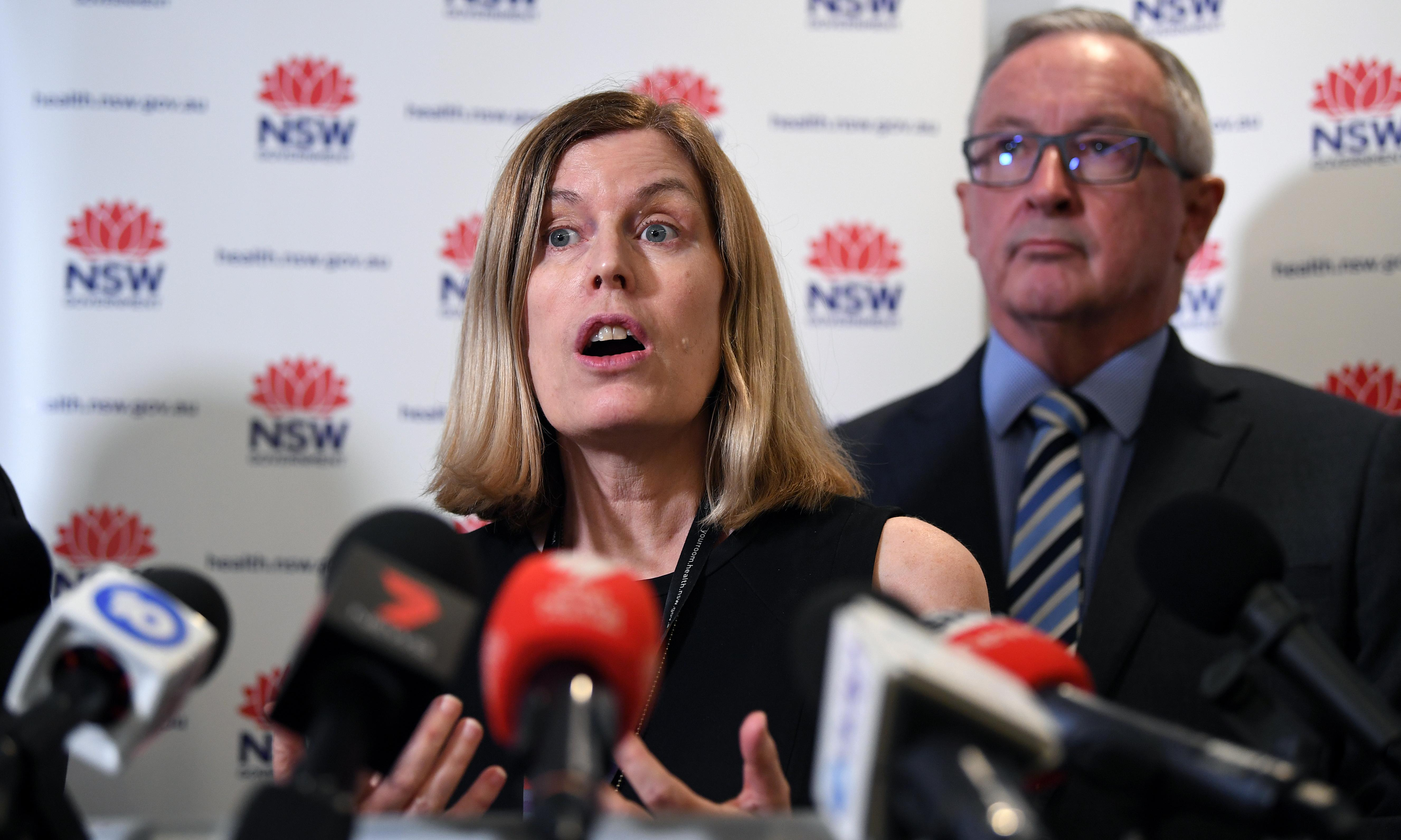 Coronavirus: NSW government asks students returning from China to stay home from school