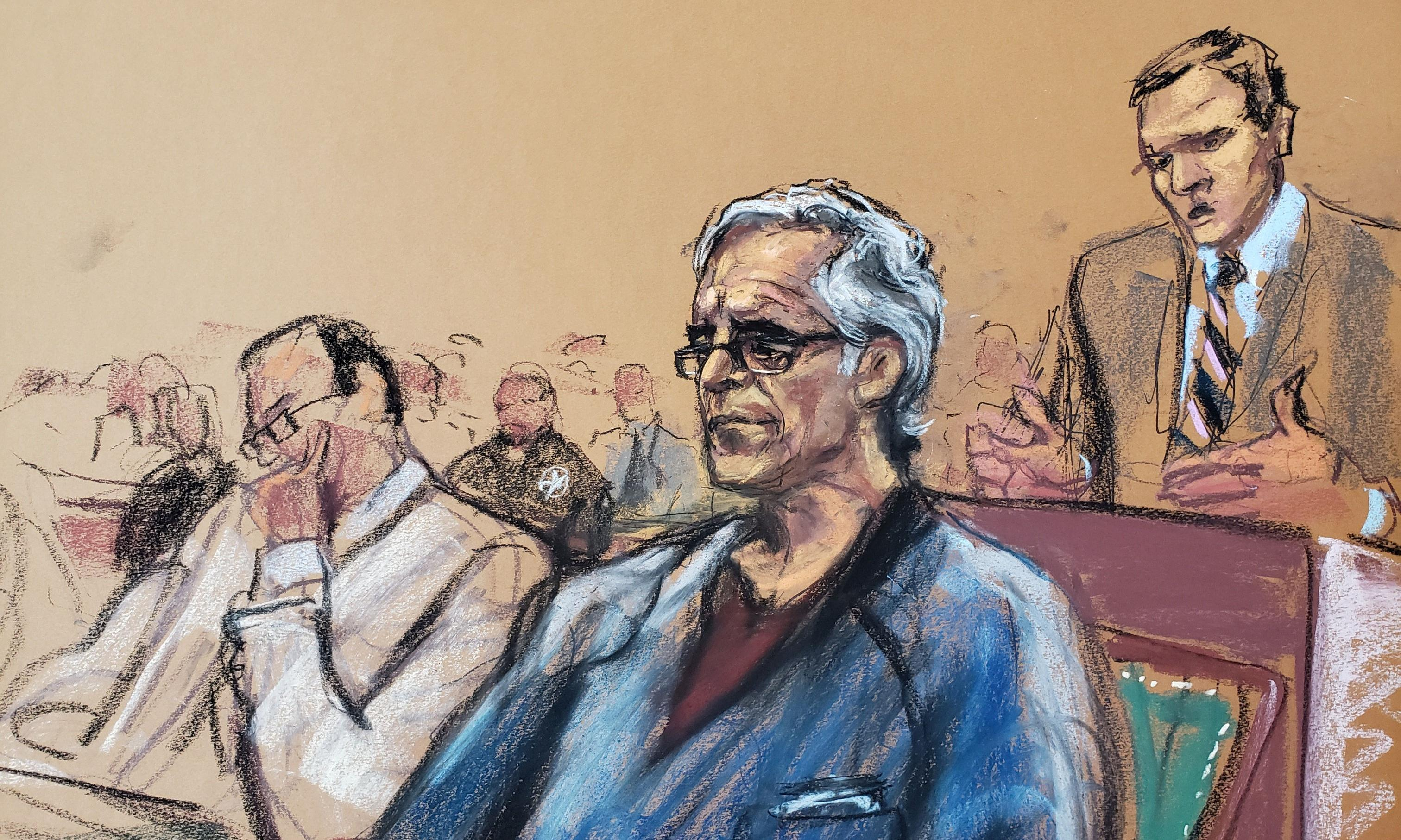 Jeffrey Epstein: Florida looks at possible lax monitoring after 2008 plea deal