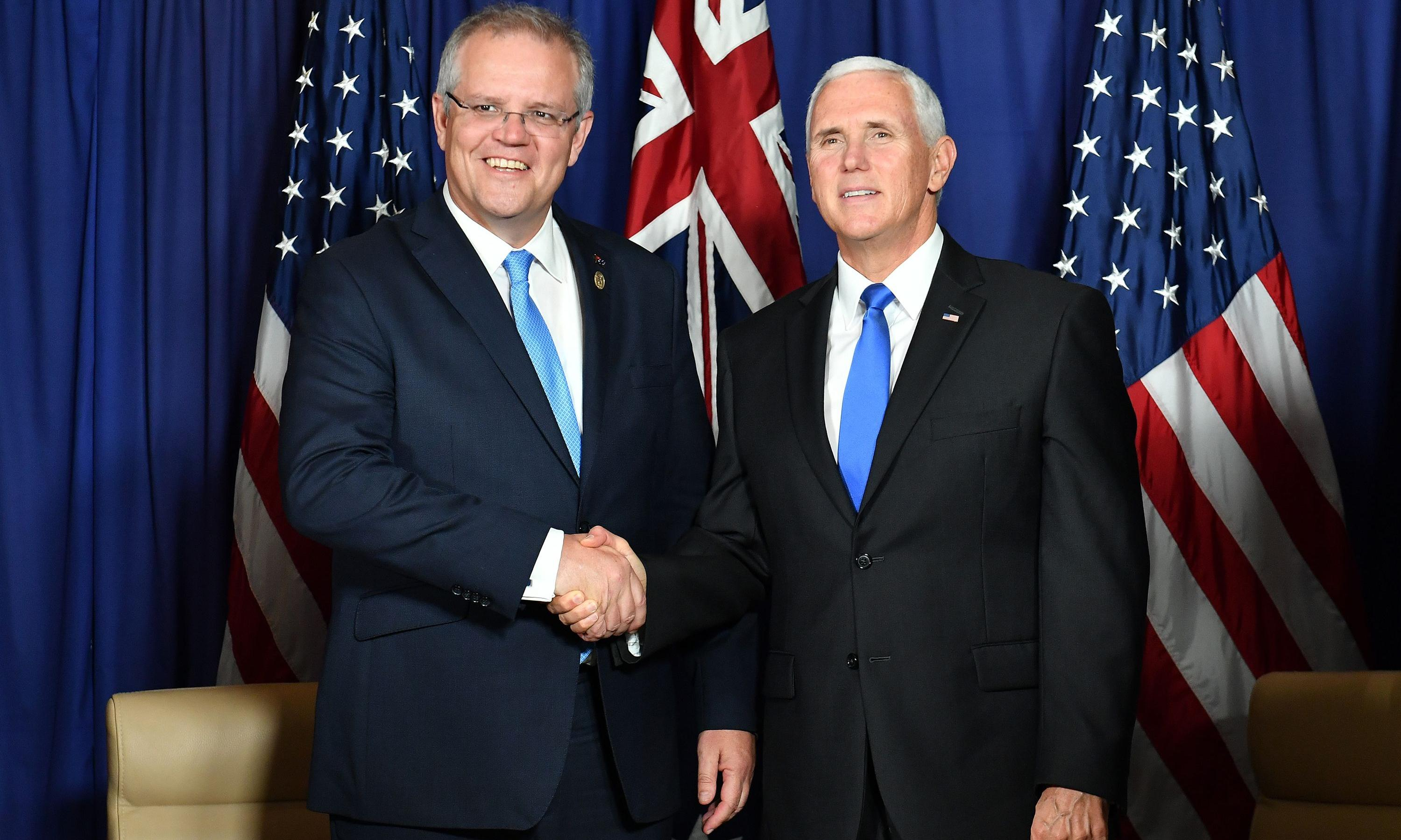 America to partner with Australia to develop naval base on Manus Island