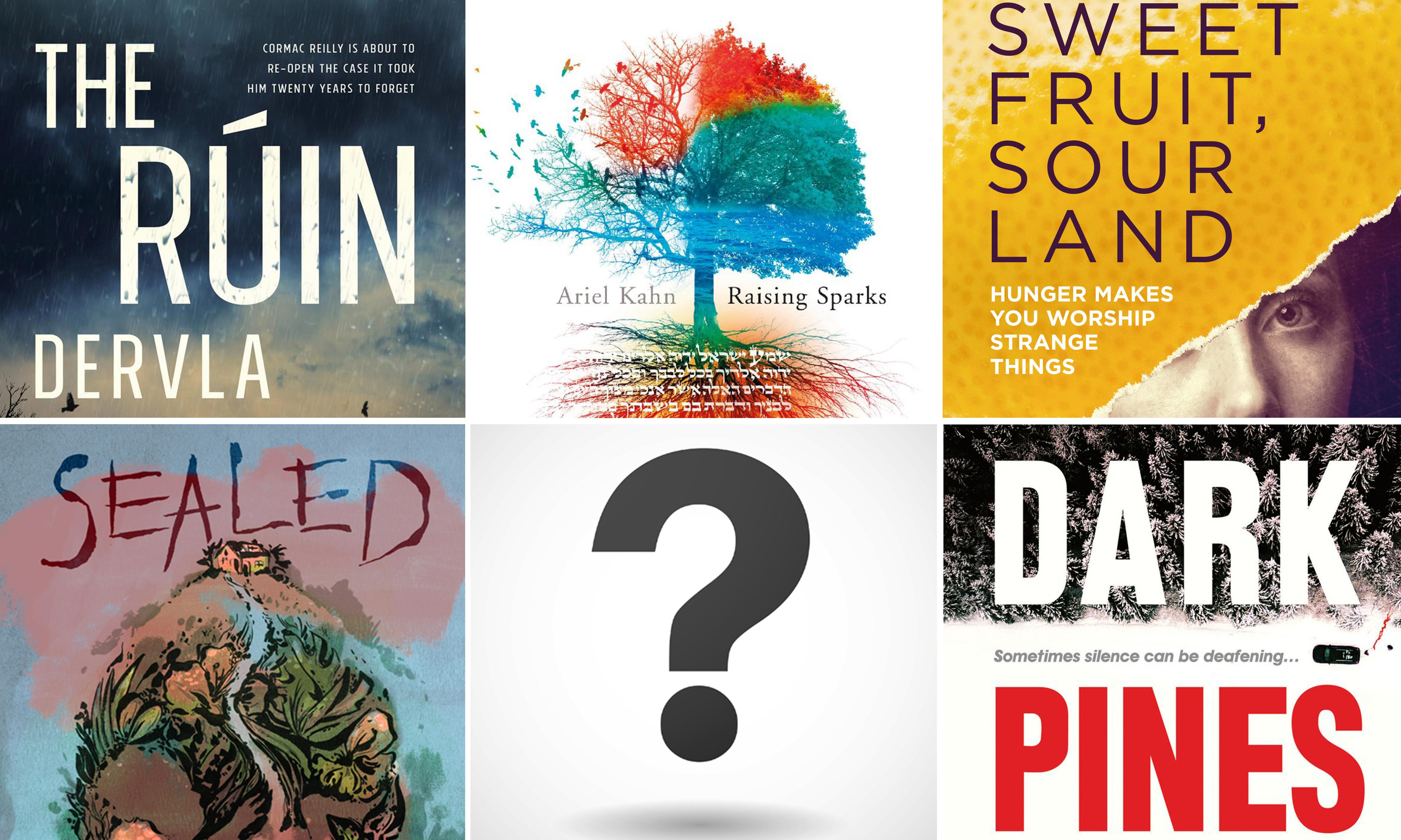 Not the Booker prize 2018 shortlist announced: time to start reading!