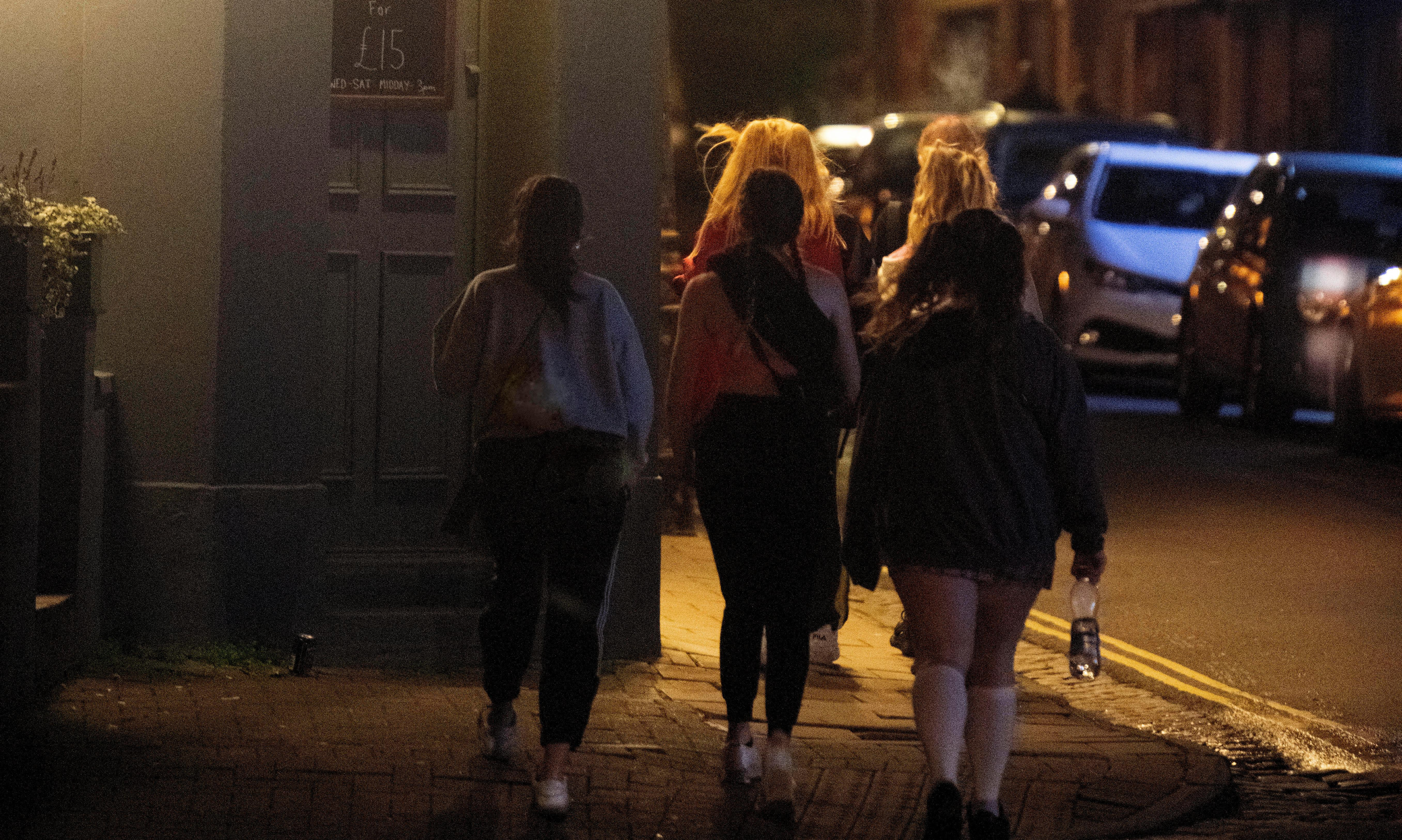 Bristol University pays for late-night police patrols targeting noisy students