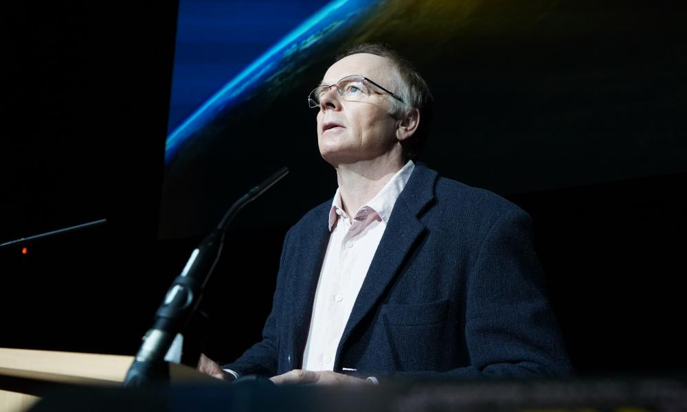 Jason Watkins plays Jones in BBC One's new film about the UEA climate data hacking scandal.