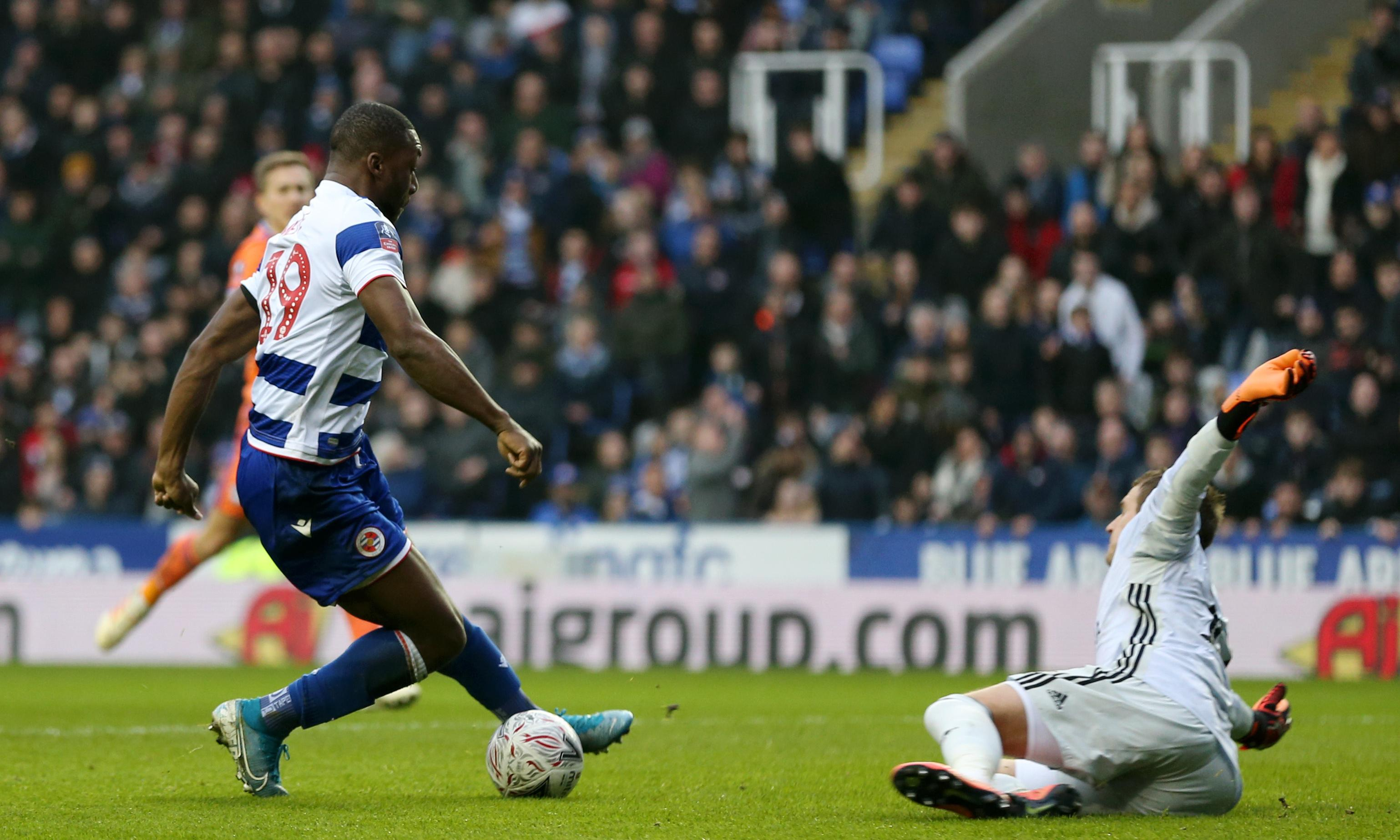 FA Cup roundup: Alleged racist chanting taints Reading draw with Cardiff