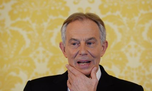 Tony Blair: UK civil service has genuine problem with change
