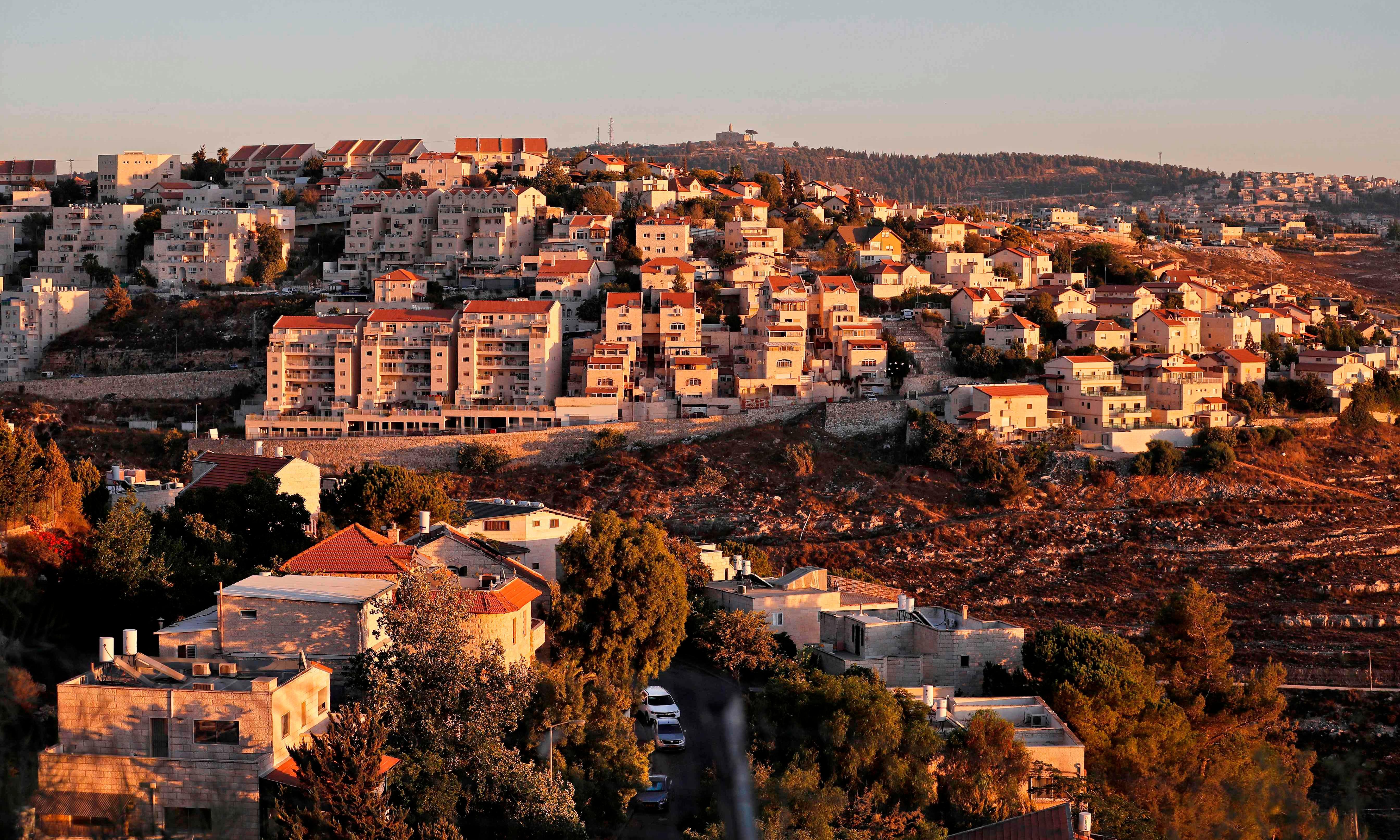 Ban import of Israeli settlement goods