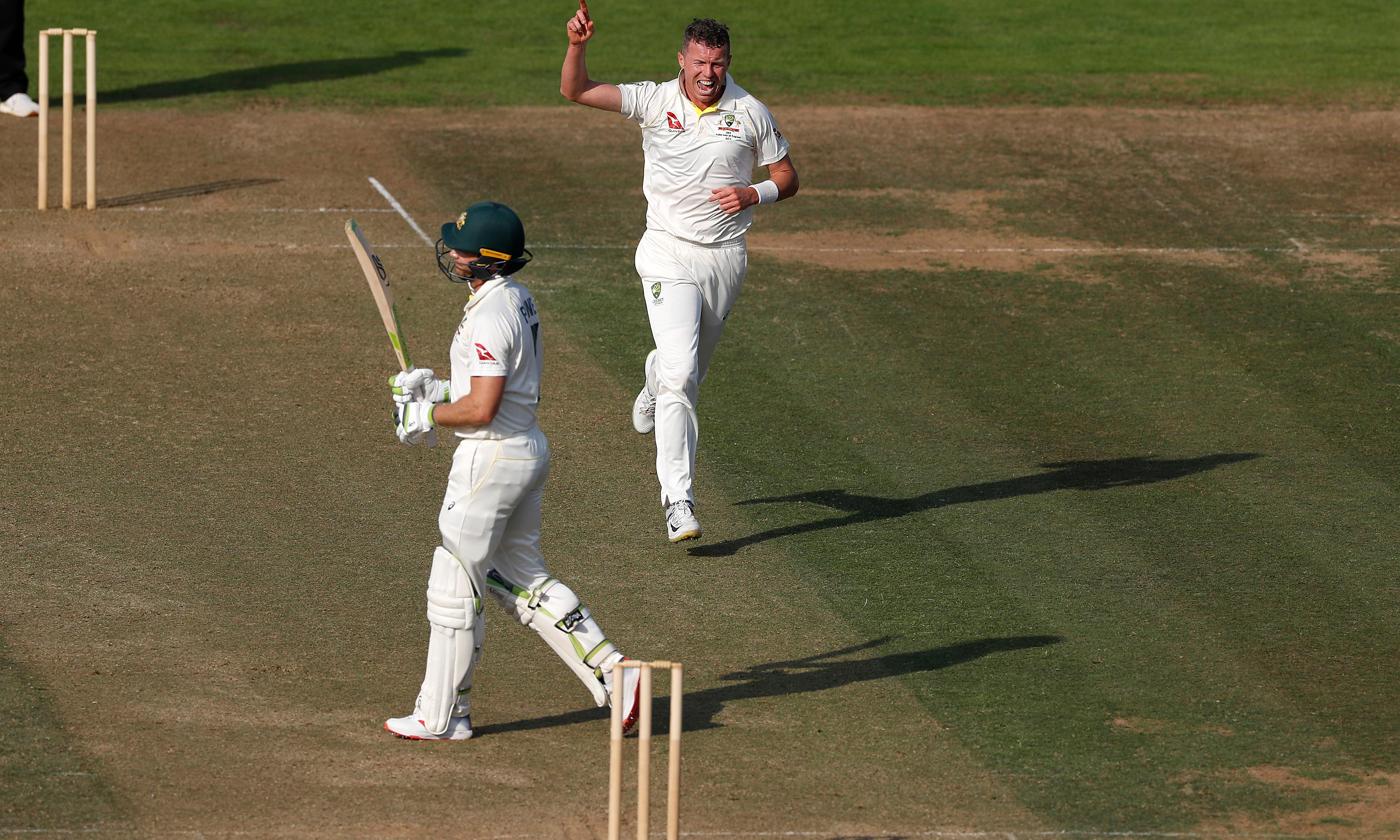 Ashes arms race leads to Australians playing warm-up against each other