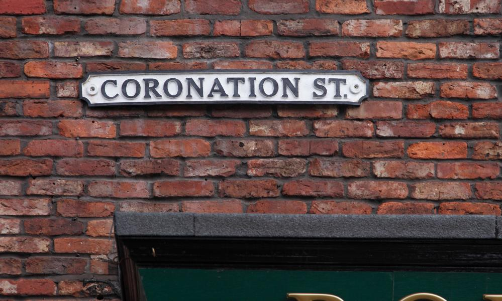 Coronation Street starts filming again next week - but without older cast members or kissing scenes.