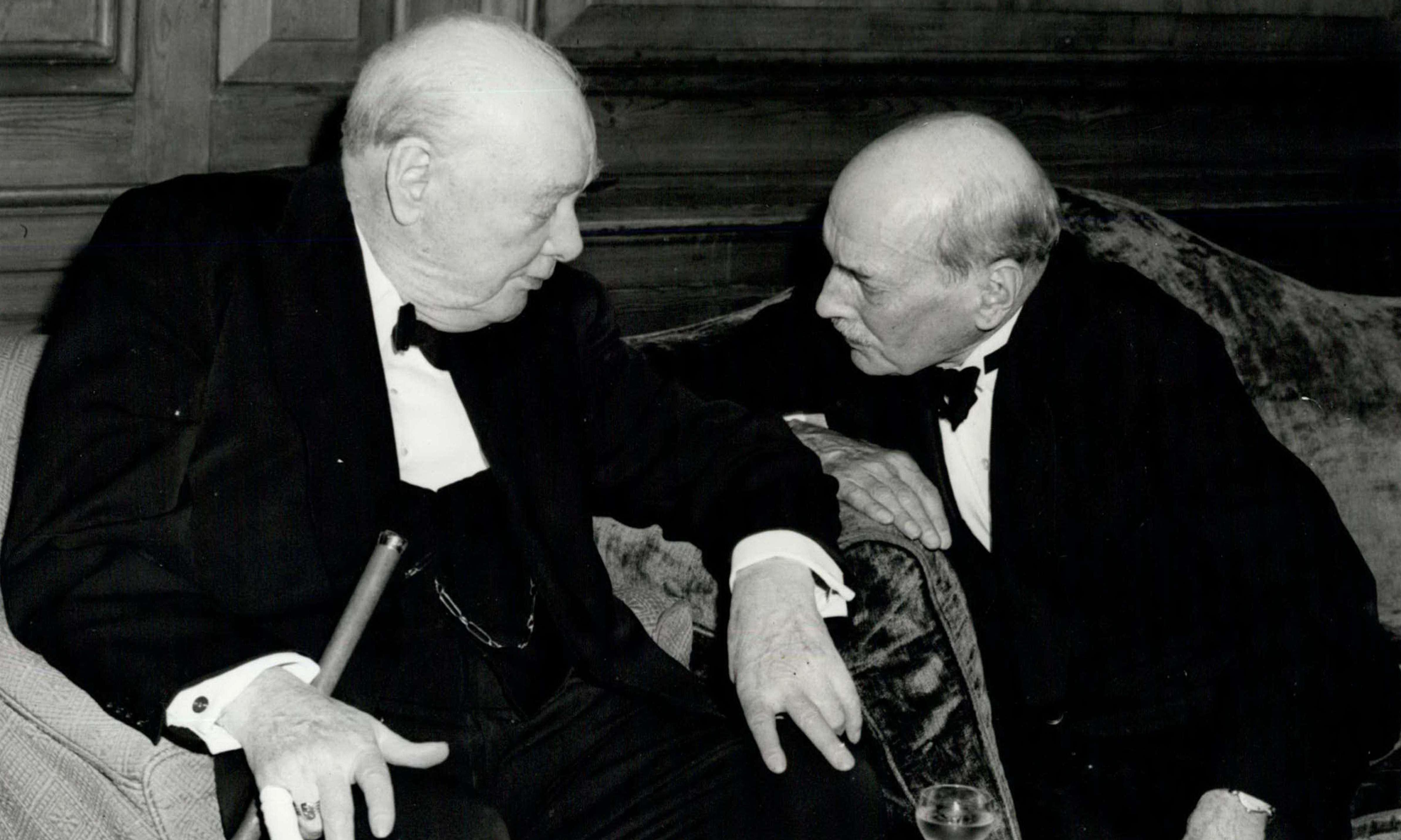Attlee and Churchill review – a deft account of a terrific double act