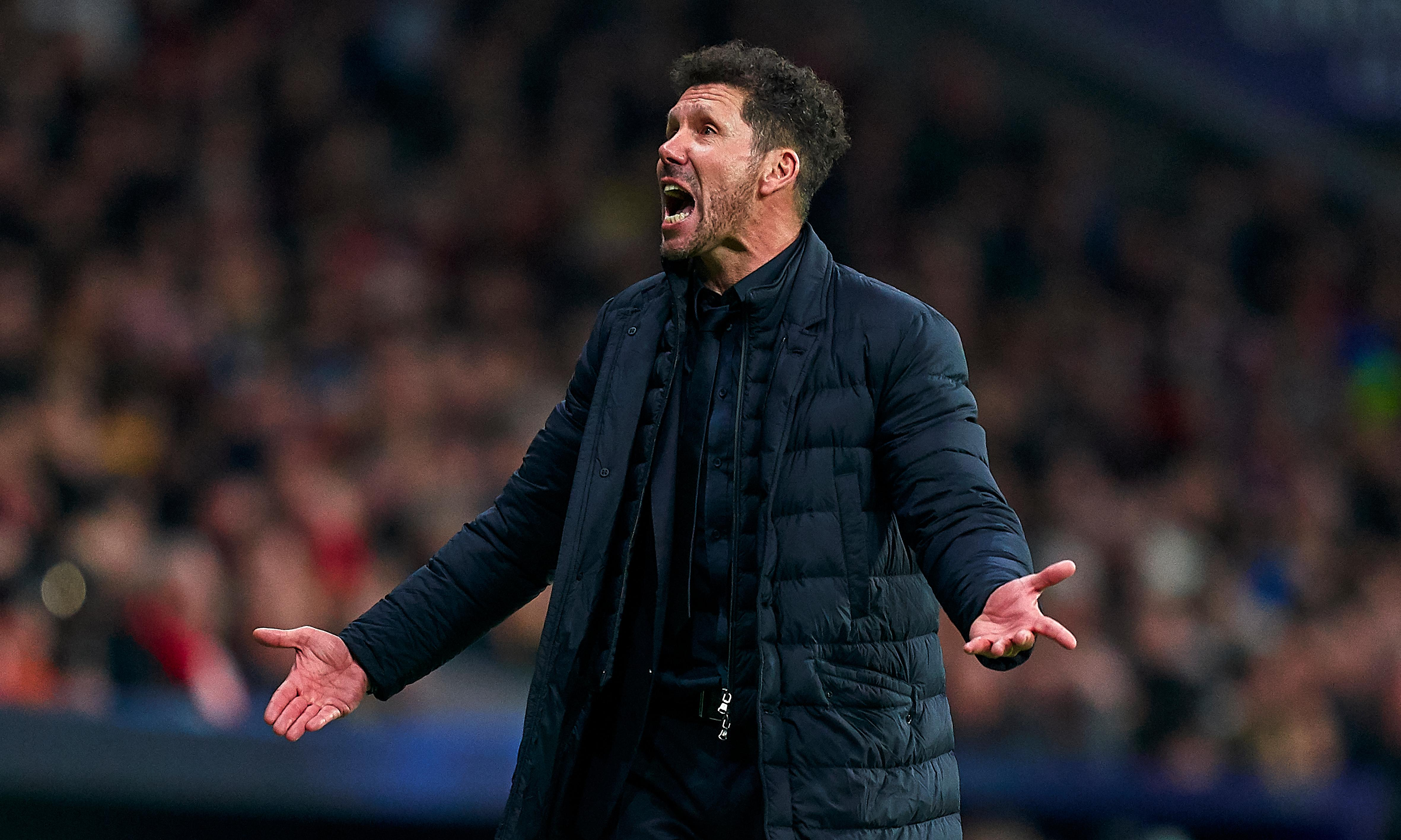 Diego Simeone the conductor as Atlético orchestra finds its rhythm