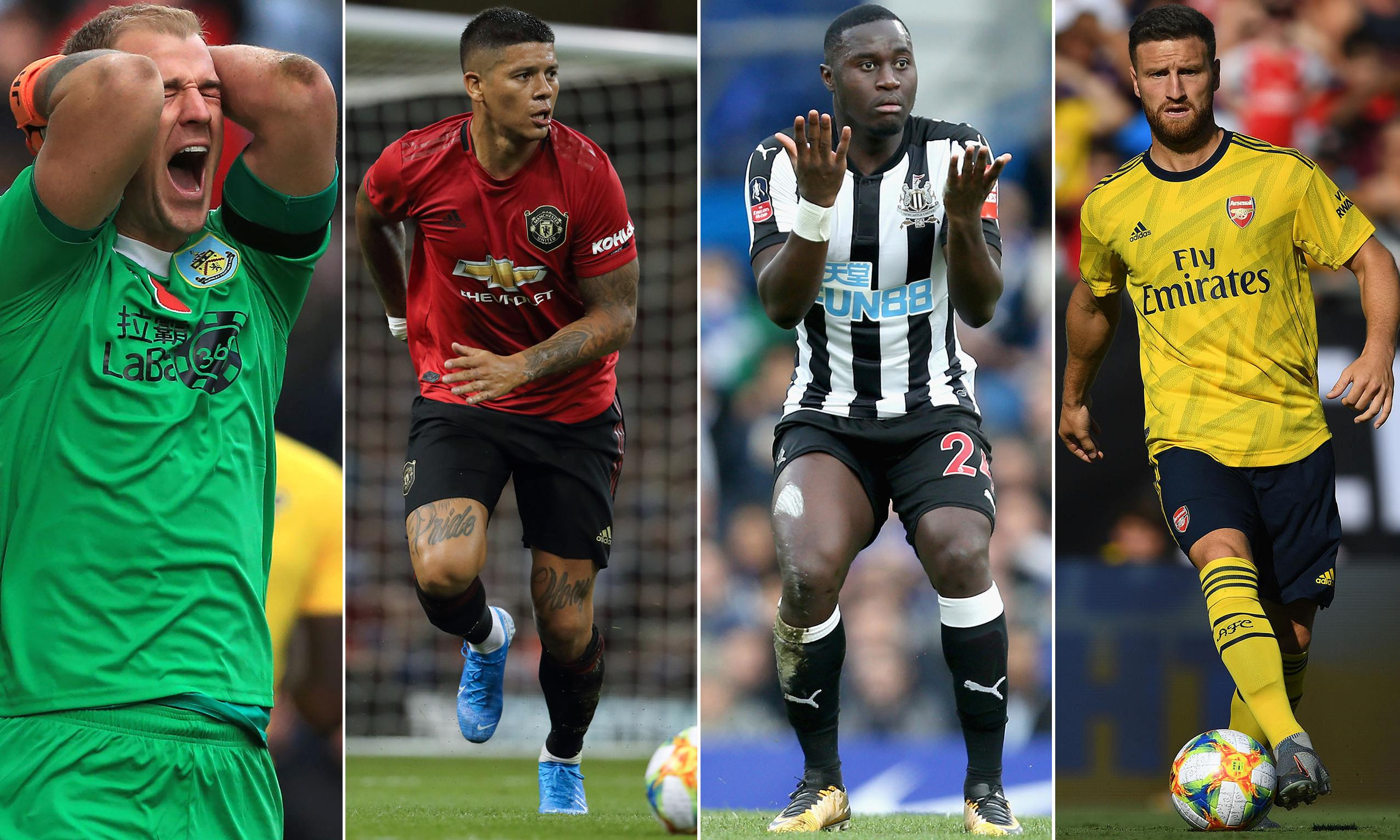 From Hart to Saivet: the Premier League's forgotten men