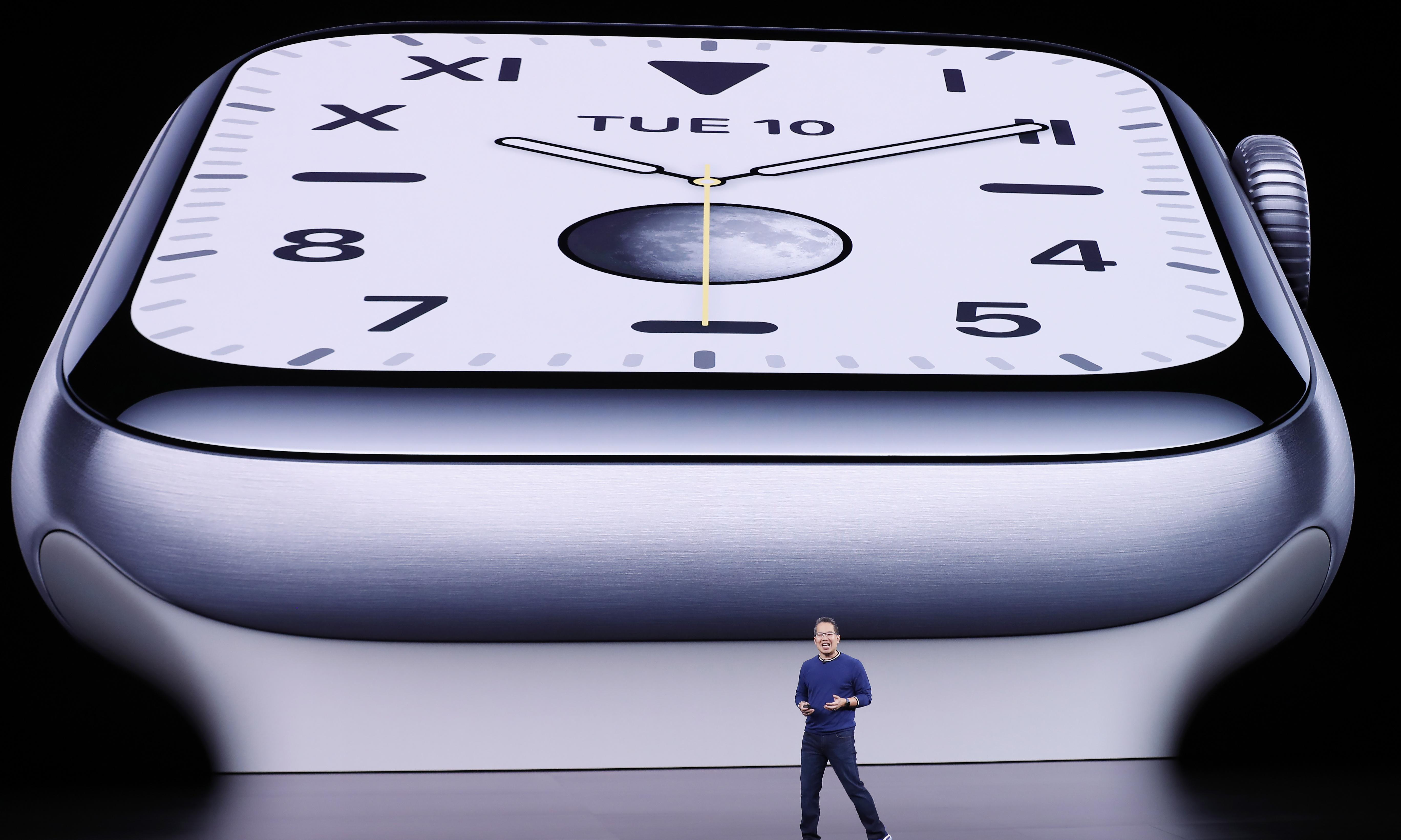 Apple Watch Series 5 launched with always-on screen