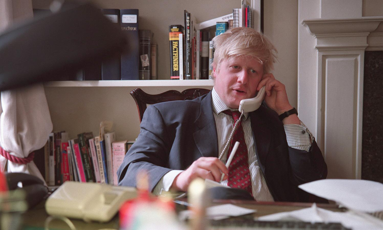 Beware Boris Johnson's lust for the limelight and power