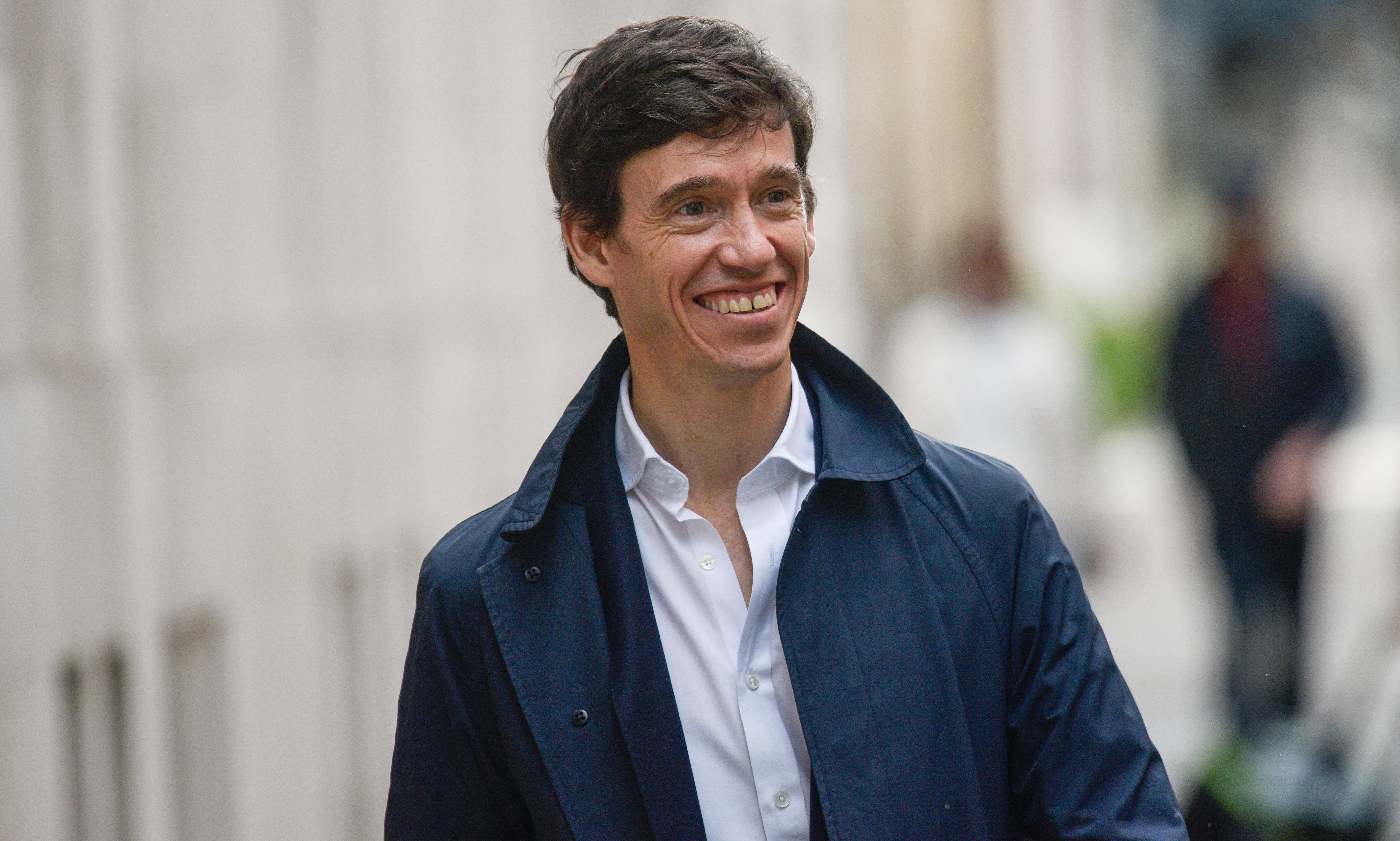 #ComeKipWithMe: 2,000 Londoners take up Rory Stewart's offer