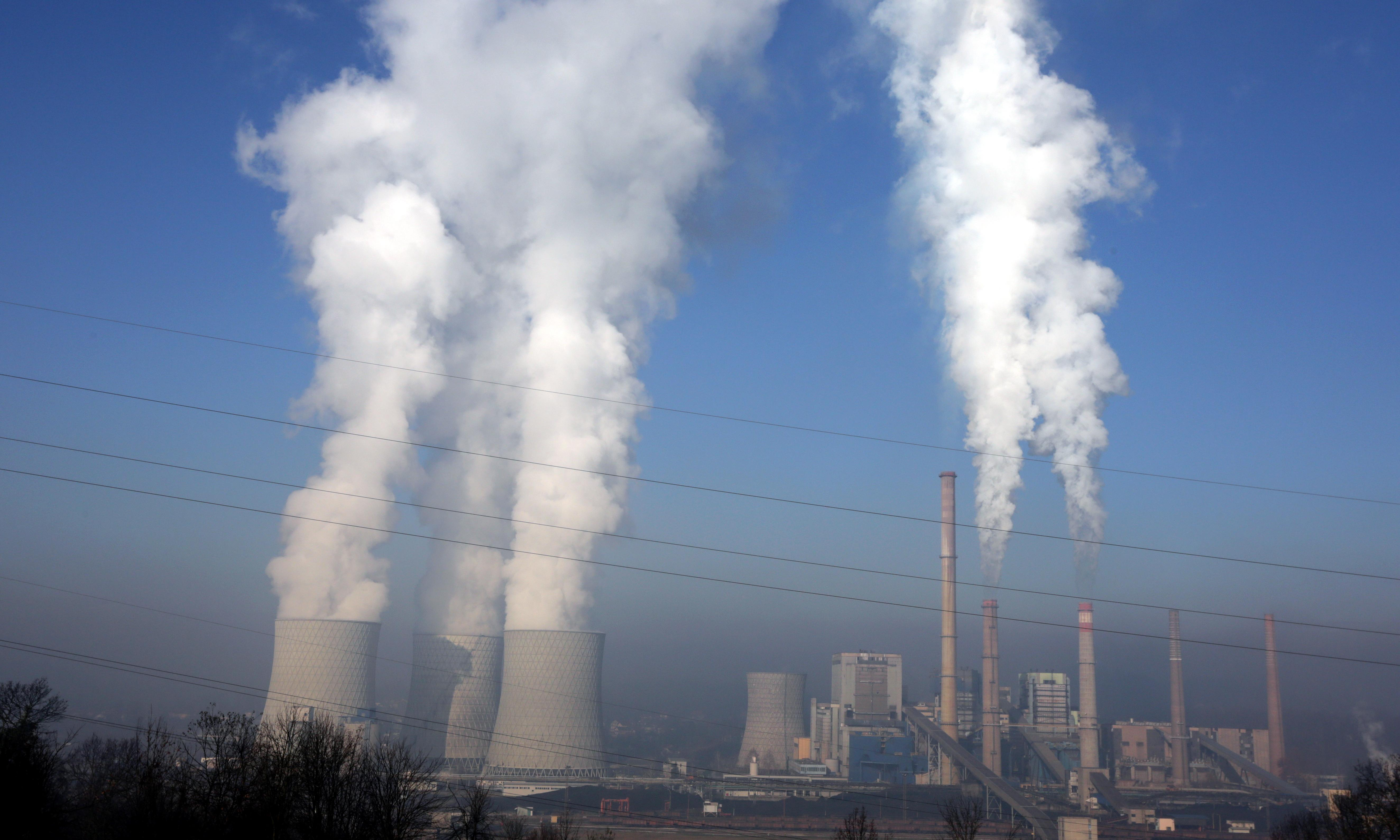 Latest data shows steep rises in CO2 for seventh year