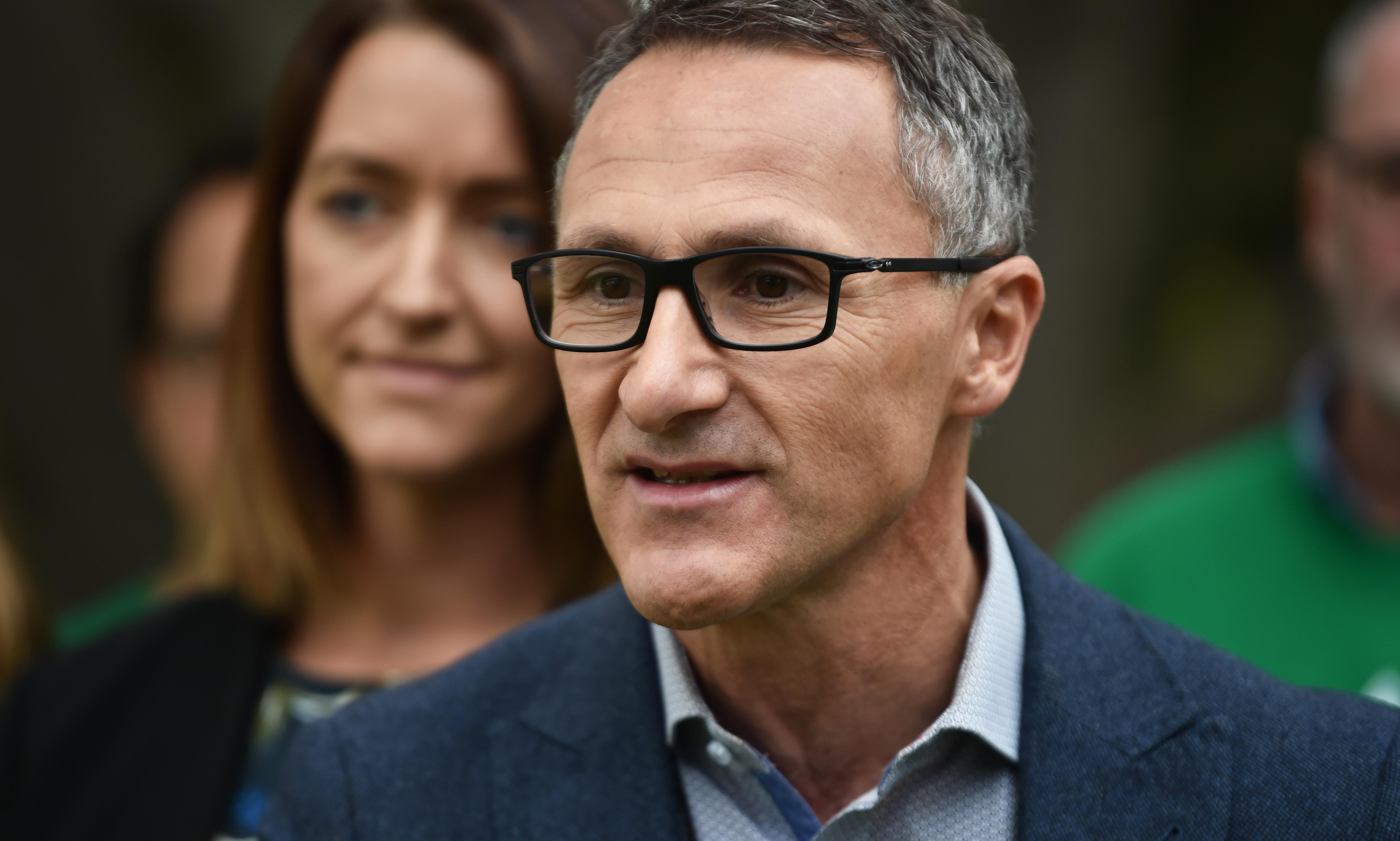 Richard Di Natale: Labor should come to negotiating table on climate policy