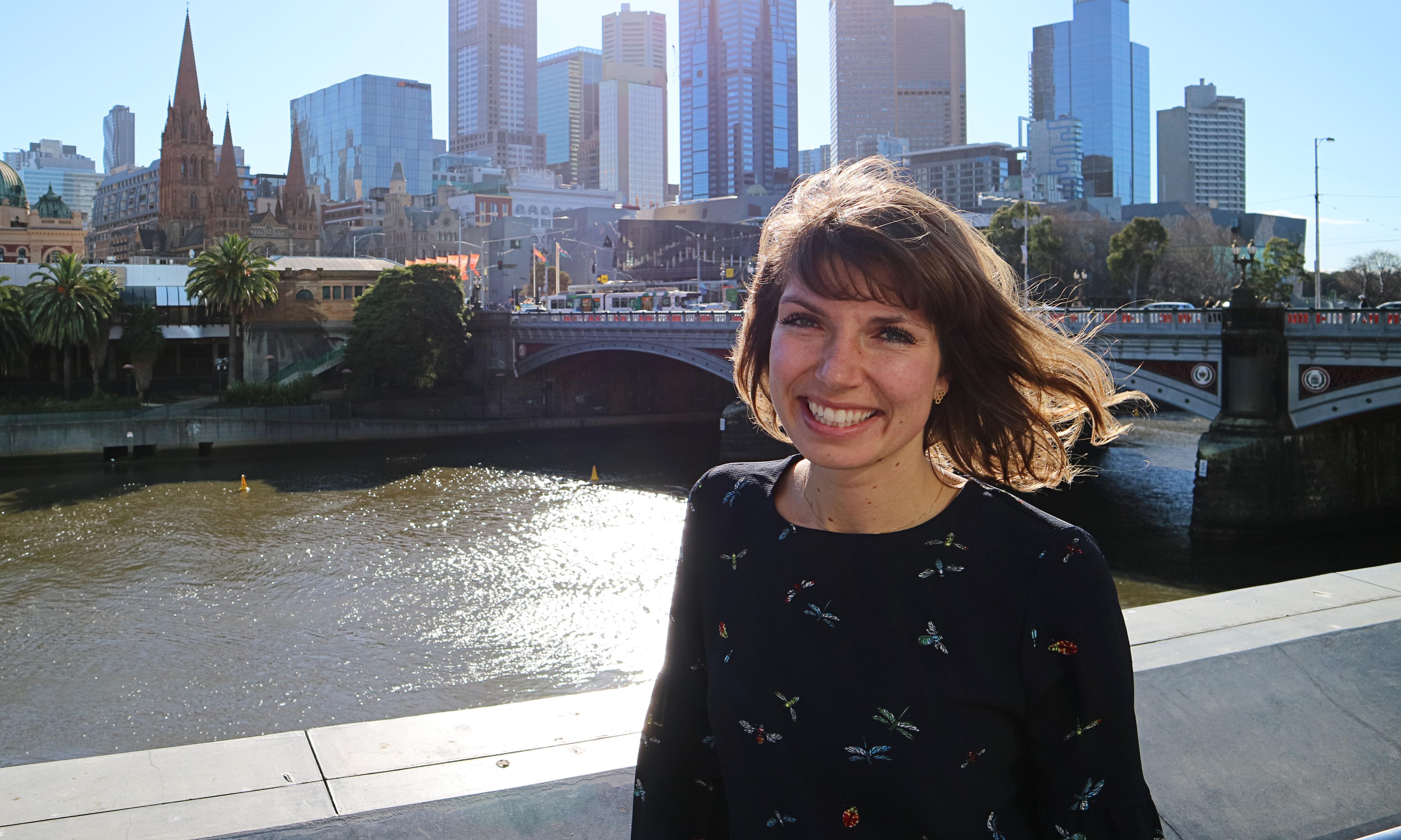 Man jailed for 11 years for killing Dutch cyclist Gitta Scheenhouwer in Melbourne