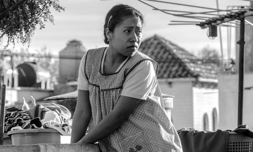Roma victory at Critics' Choice awards strengthens Oscar hopes