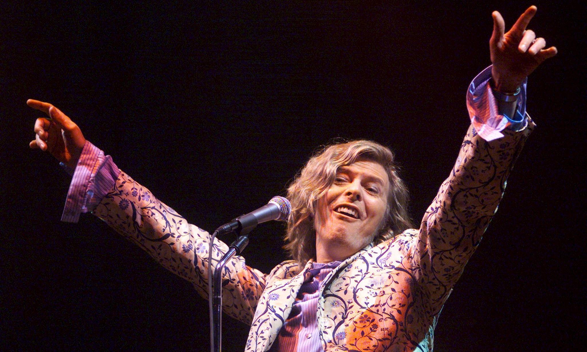 TV tonight: celebrating Glastonbury's greatest, from Bowie to Adele