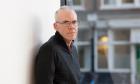 NOV 2014  - LONDON: Bill McKibben, climate activist. Photograph by Graeme Robertson