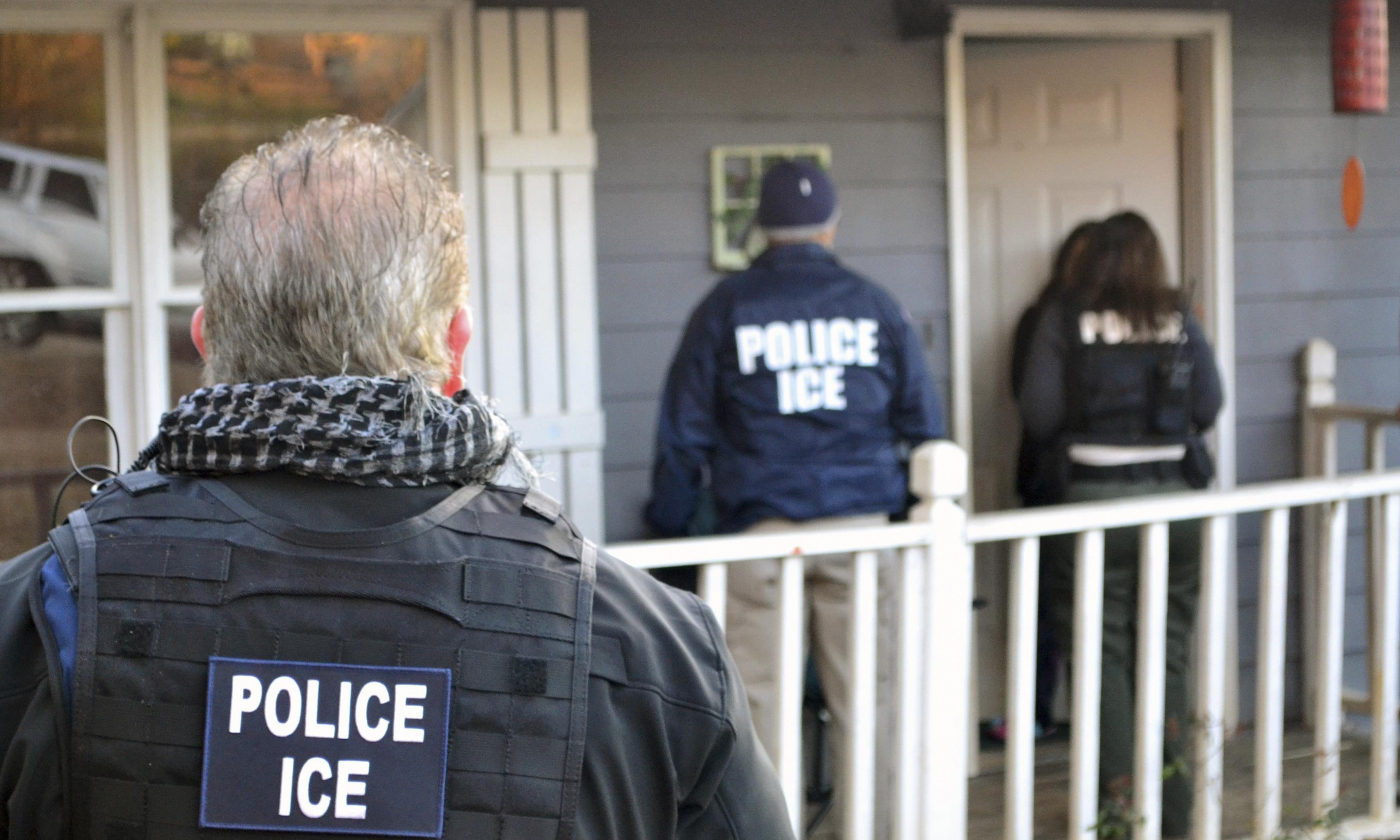 Honduran woman accuses immigration agent of sexual assault over seven years