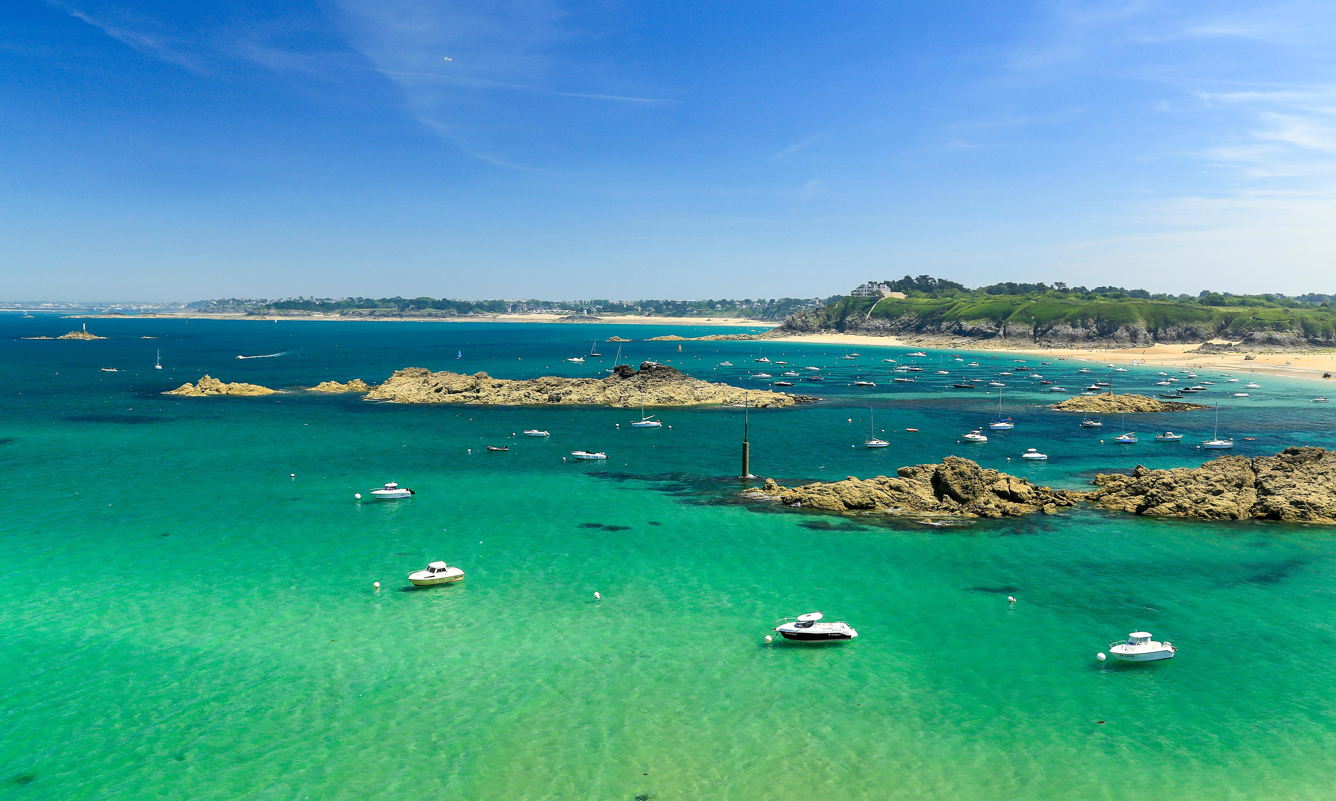 Great Brittany: exploring the Emerald Coast
