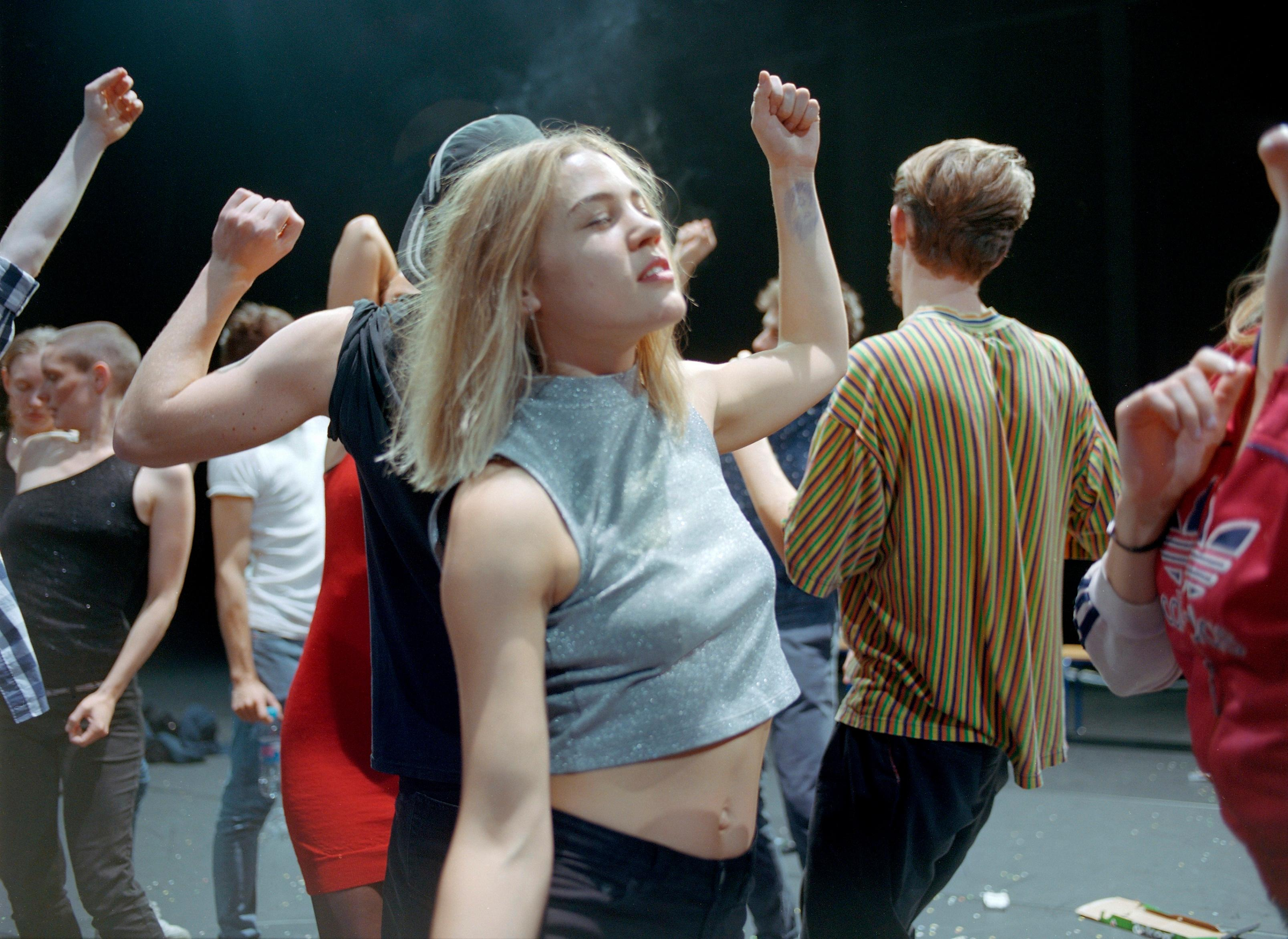The week in dance: Gisèle Vienne: Crowd; Dada Masilo: Giselle – review