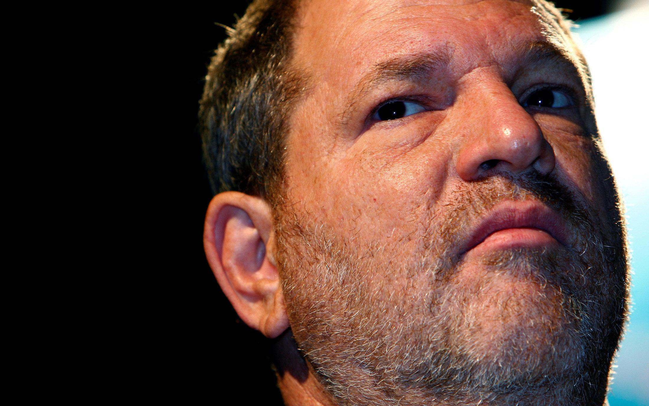 "The day I confronted Harvey Weinstein: 'He said, ""You think you can save everyone""'"