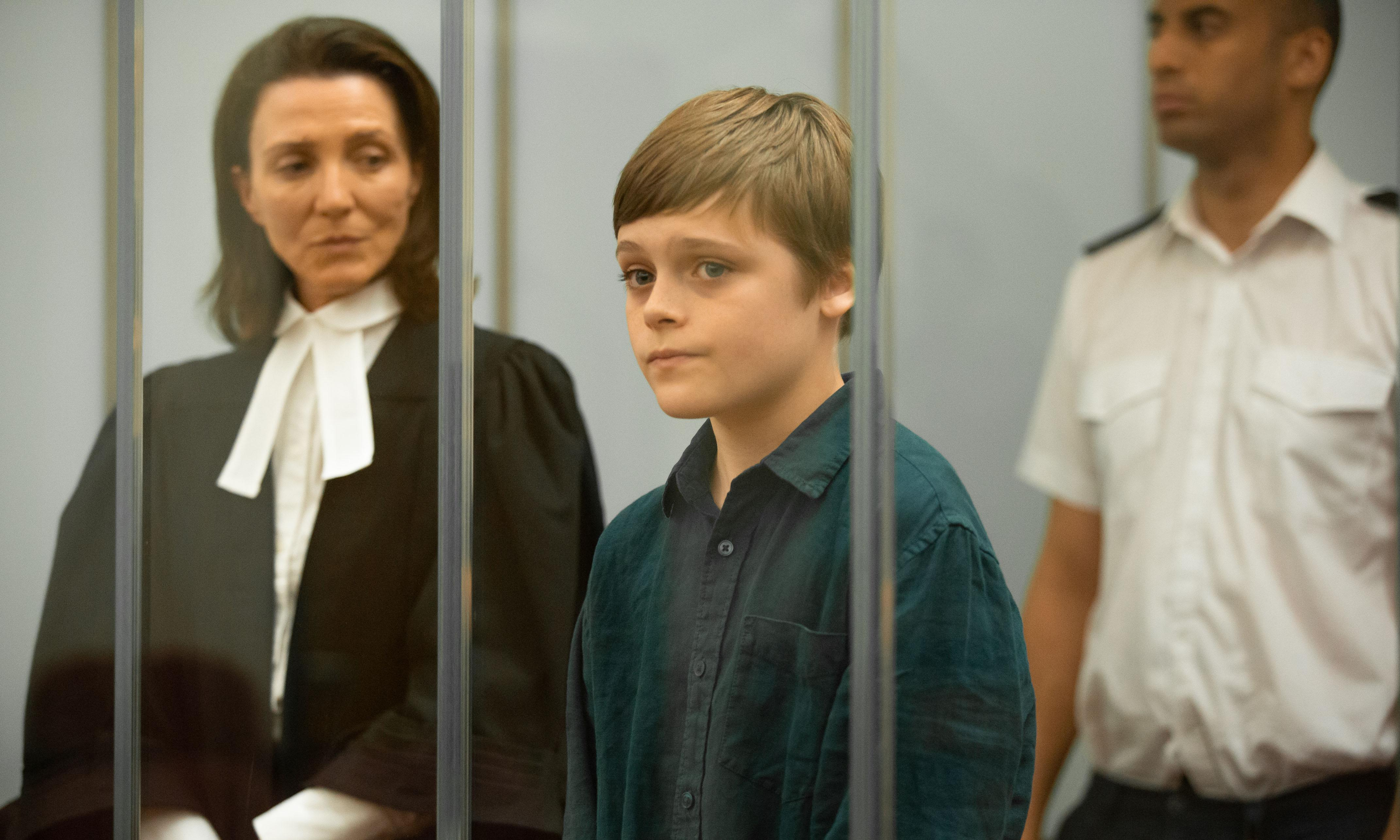 TV tonight: should 12-year-olds stand trial for murder?