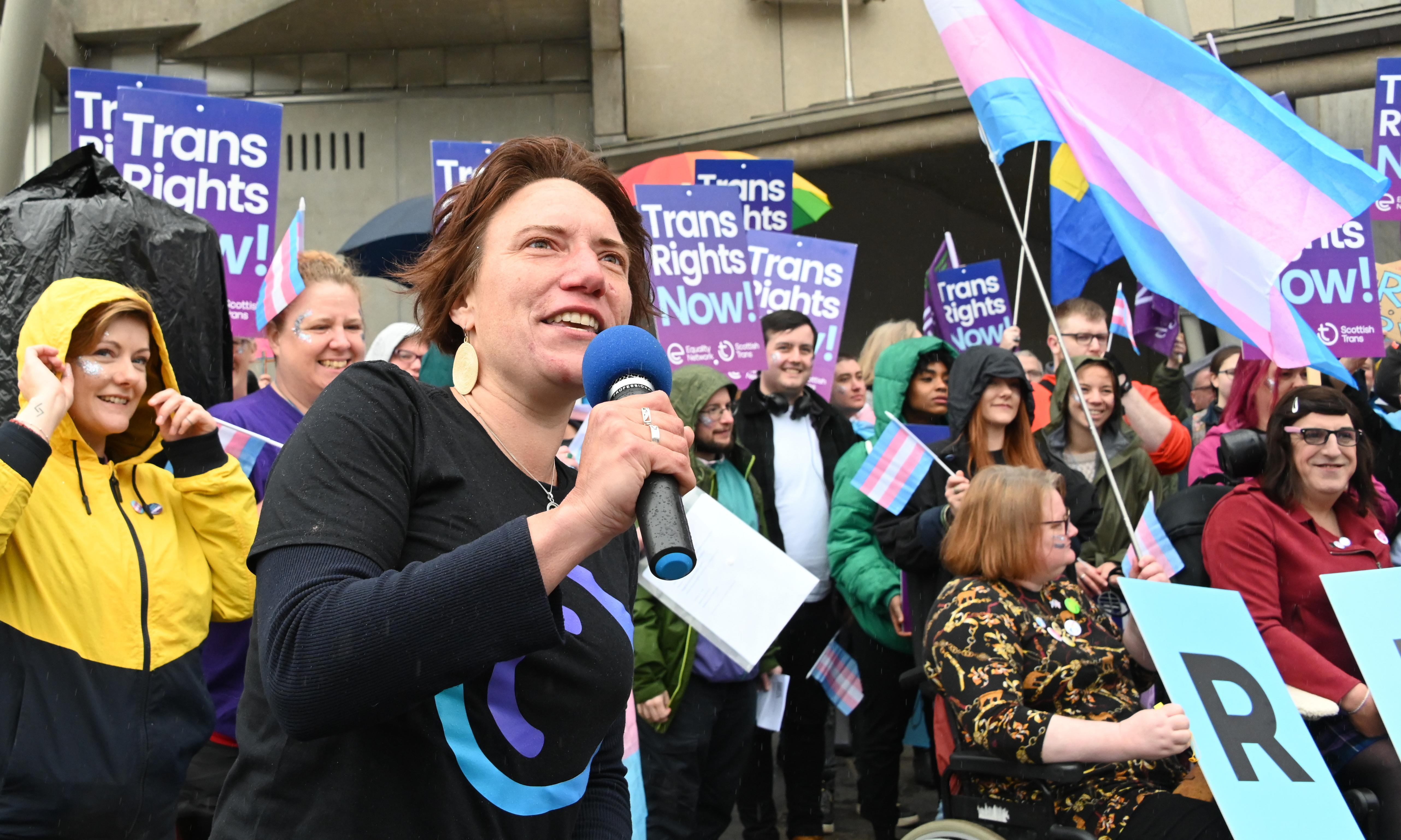 Scotland to run new consultations before updating gender law
