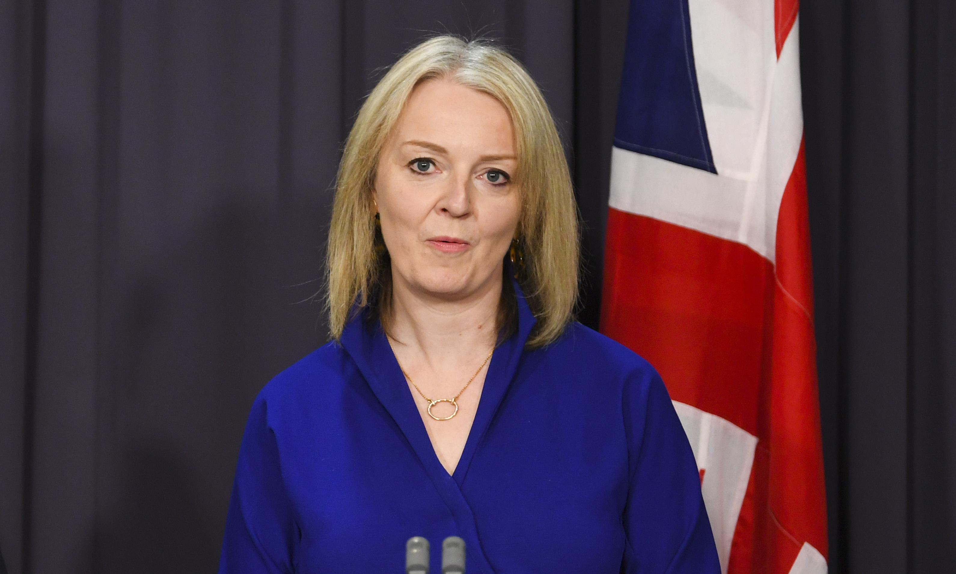 Truss admits UK broke ban on Saudi arms sales three times