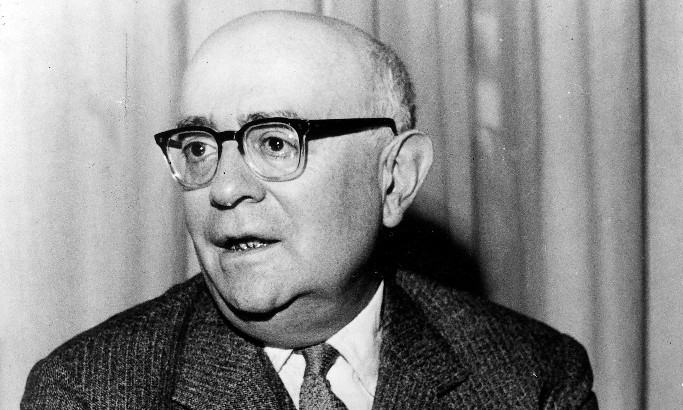 A little help from my neo-Marxist philosopher: was Adorno the fifth Beatle?