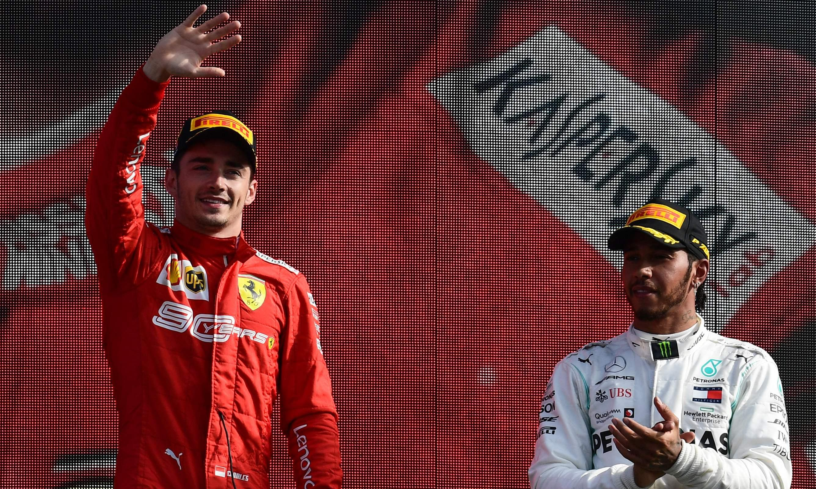 Lewis Hamilton wants a 'talk' with Leclerc after Monza F1 incident